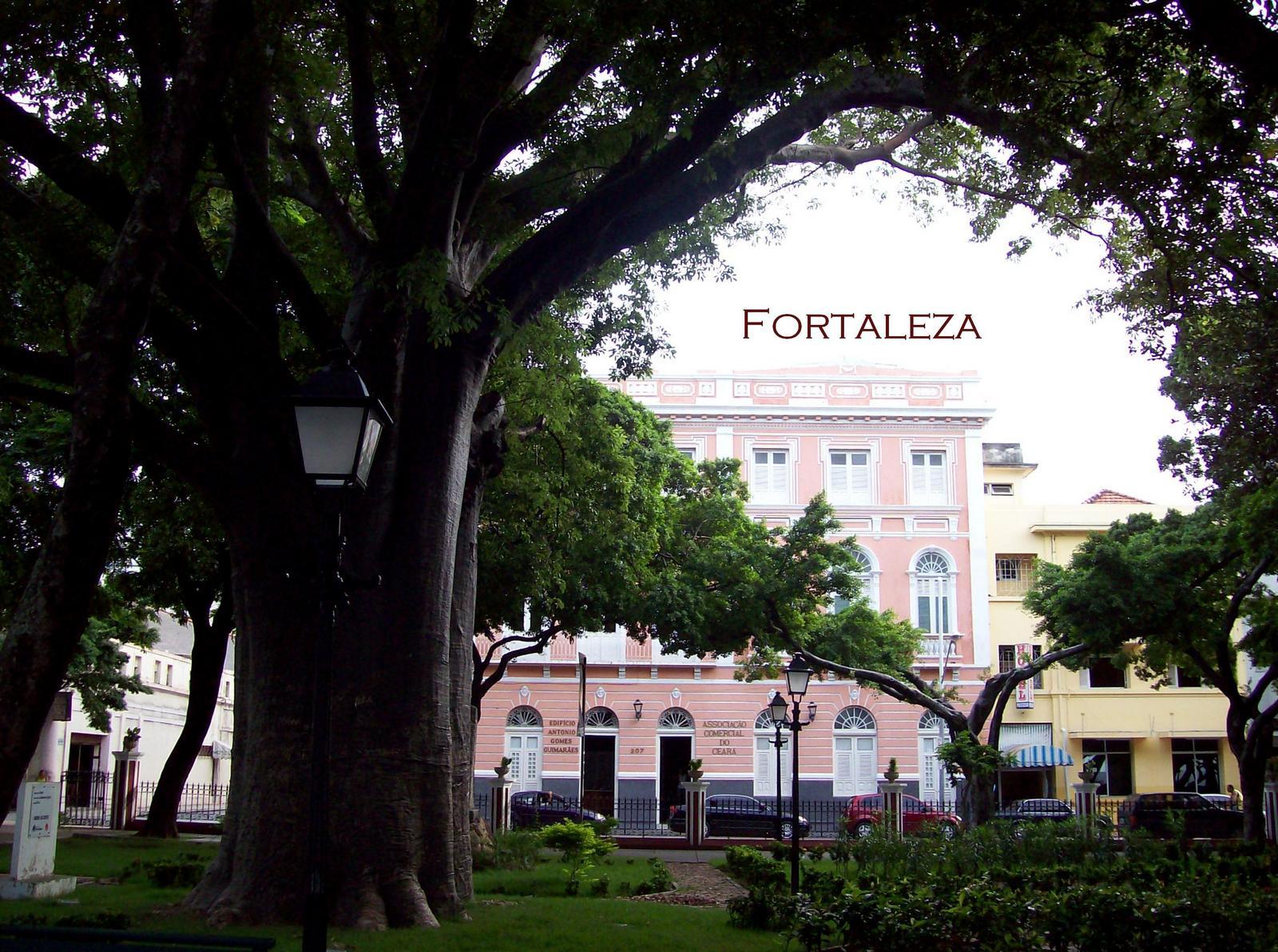 Platz der Märtyrer - Fortaleza