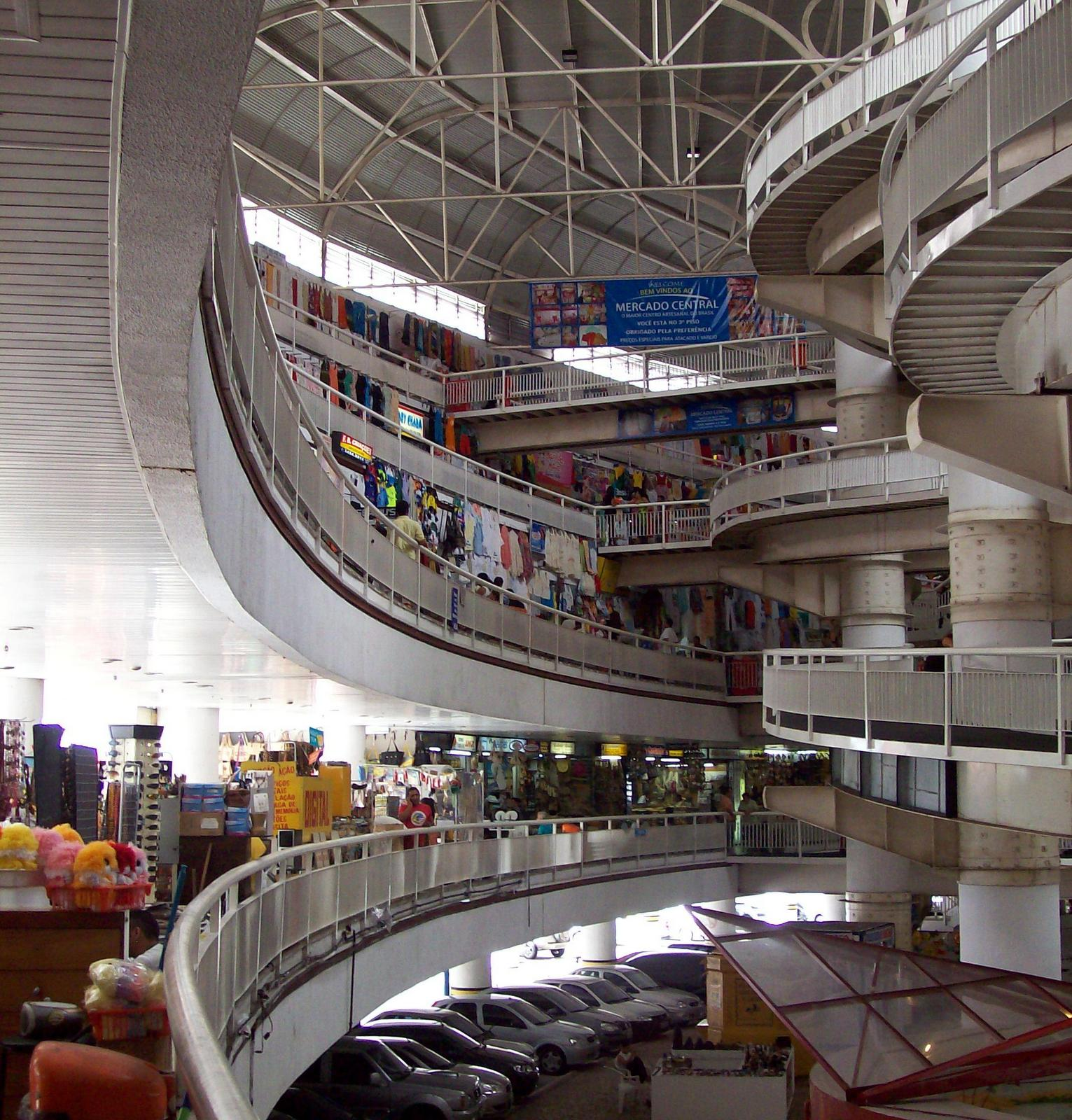 Mercato Central - Fortaleza
