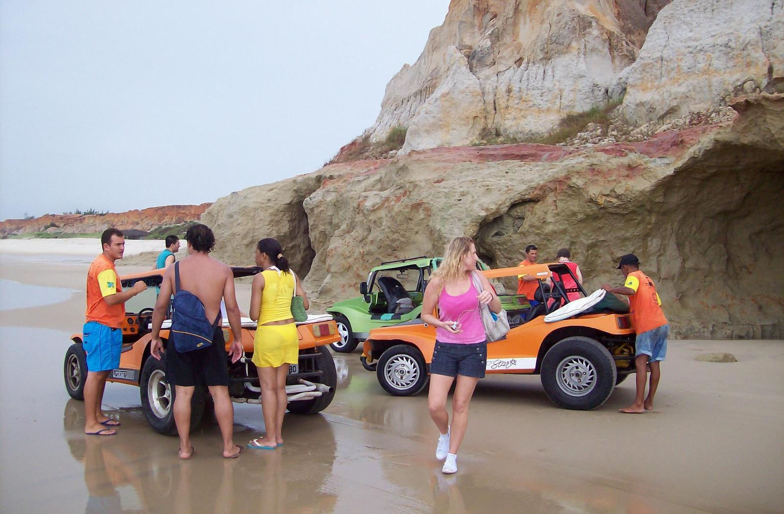 Praia das Fontes - Ceará