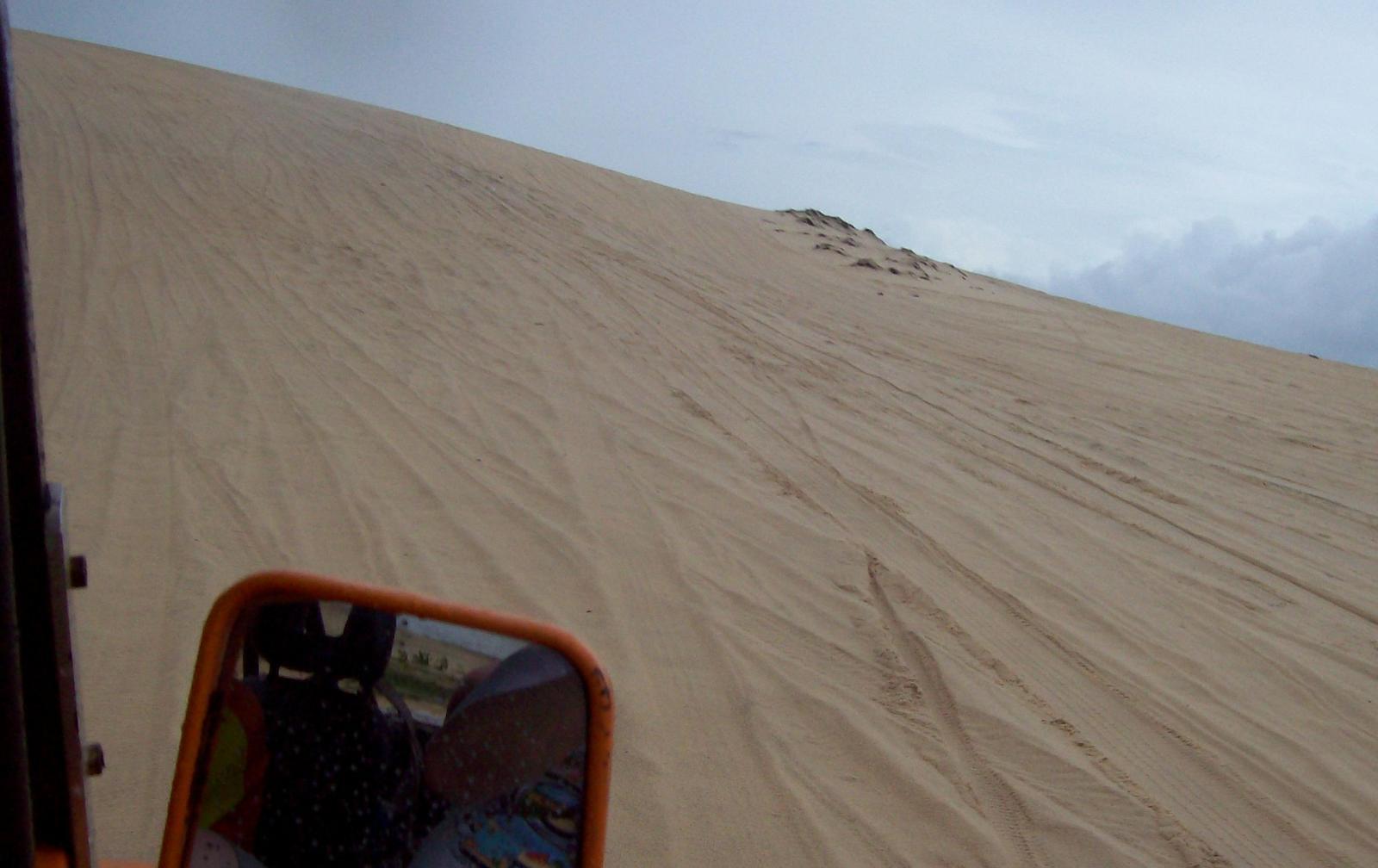Die Dünenlandschaft Uruaú - Ceará