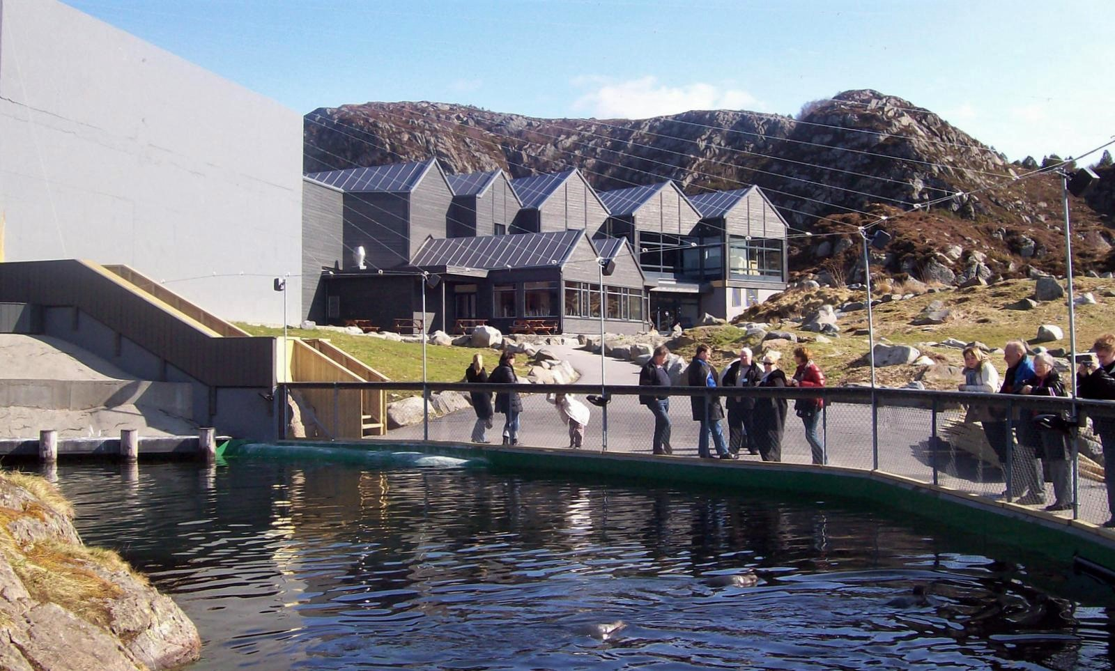 Atlanterhavsparken bei Bergen
