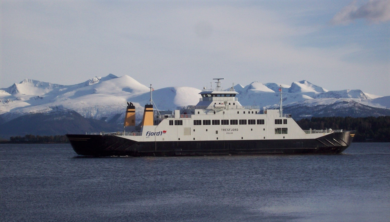 FS Tresfjord