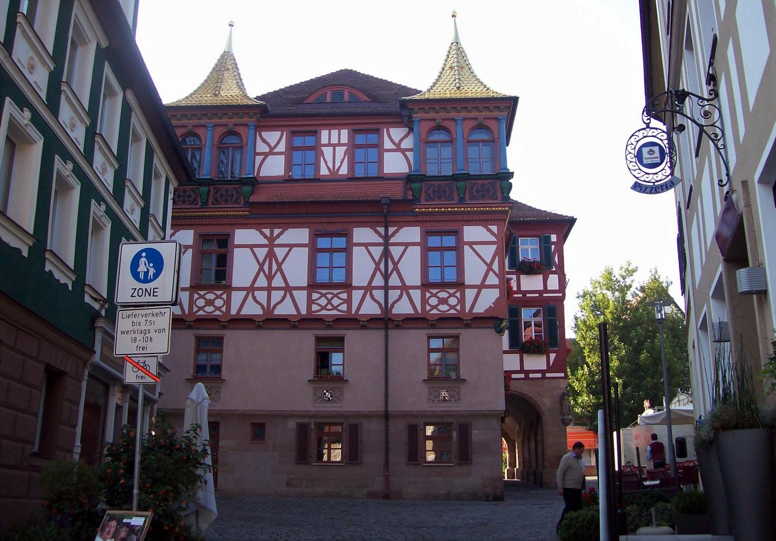 Rathaus Schwabach