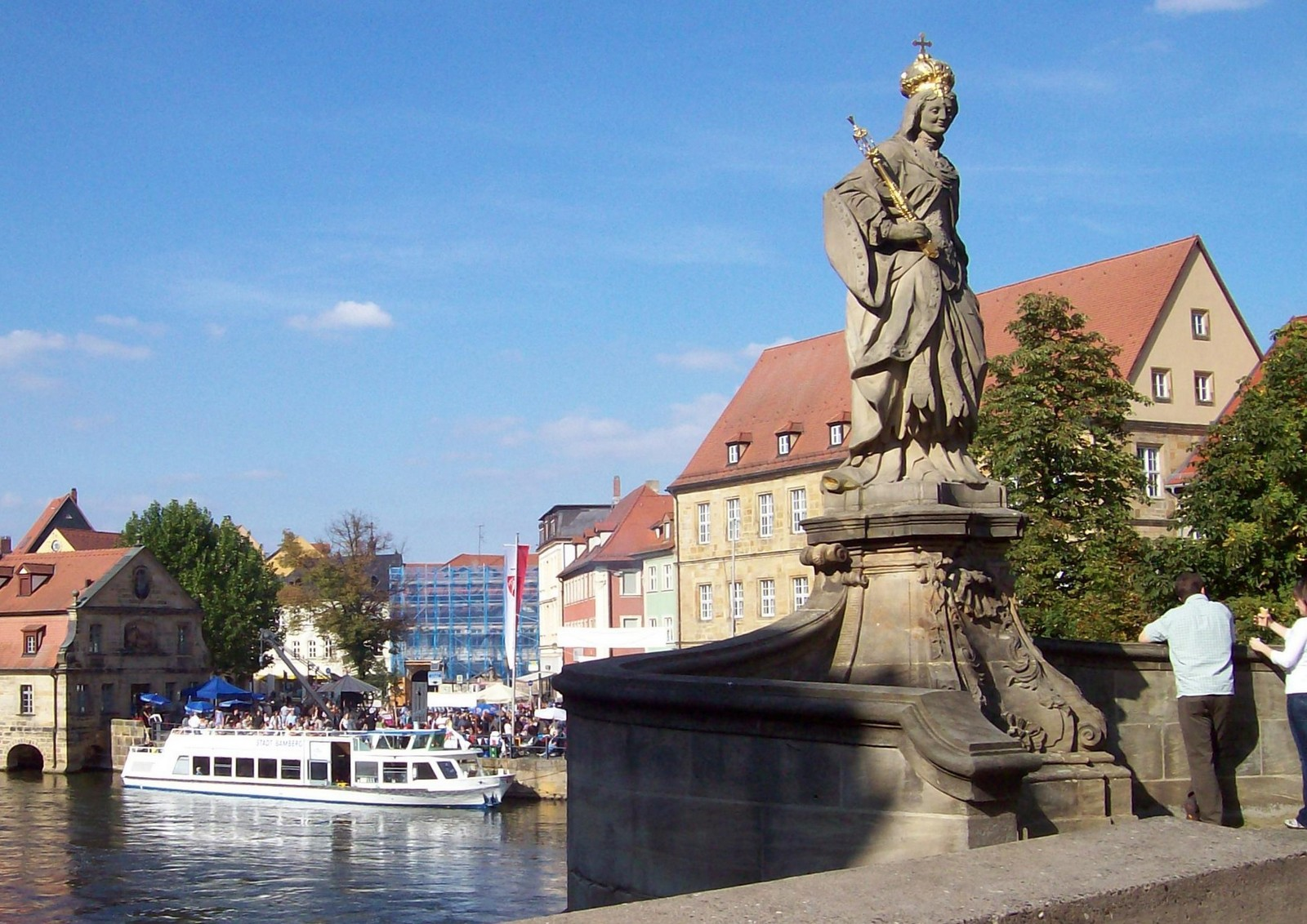 Kaiserin Kunigunde - Bamberg