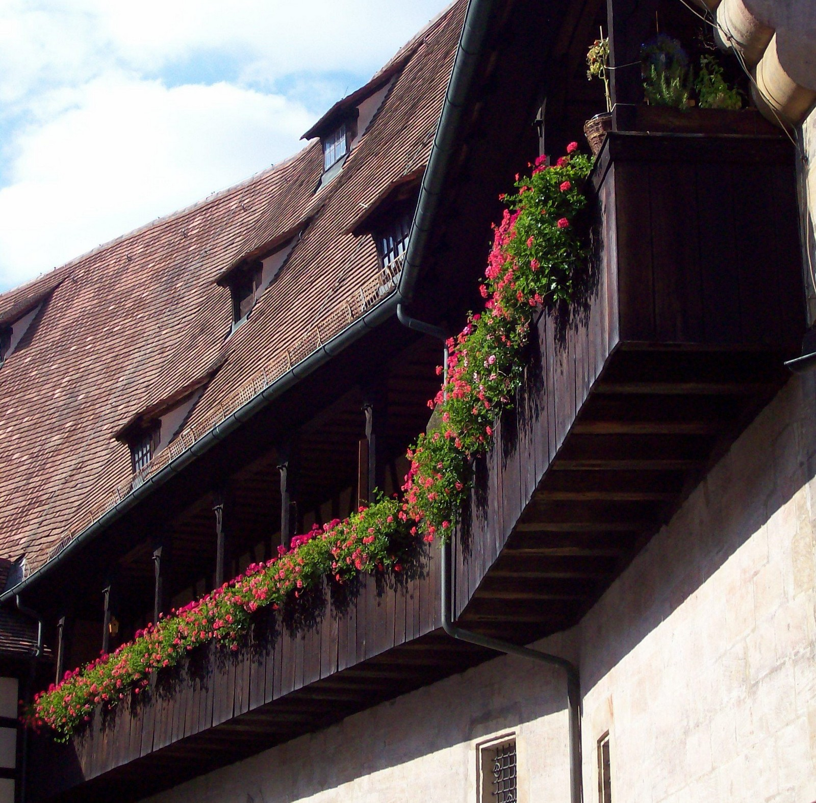 Alte Hofhaltung in Bamberg