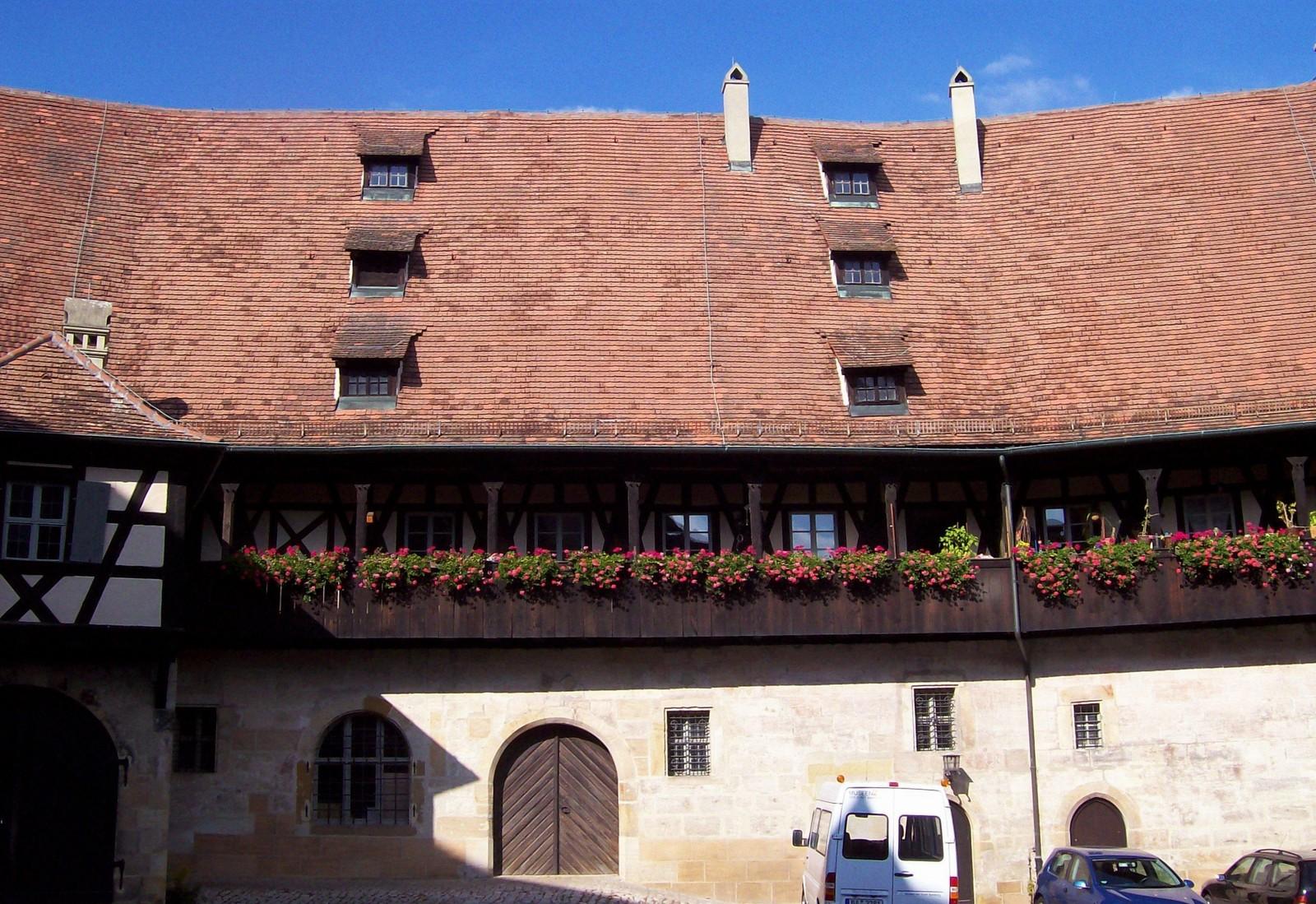 Alte Hofhaltung - Bamberg