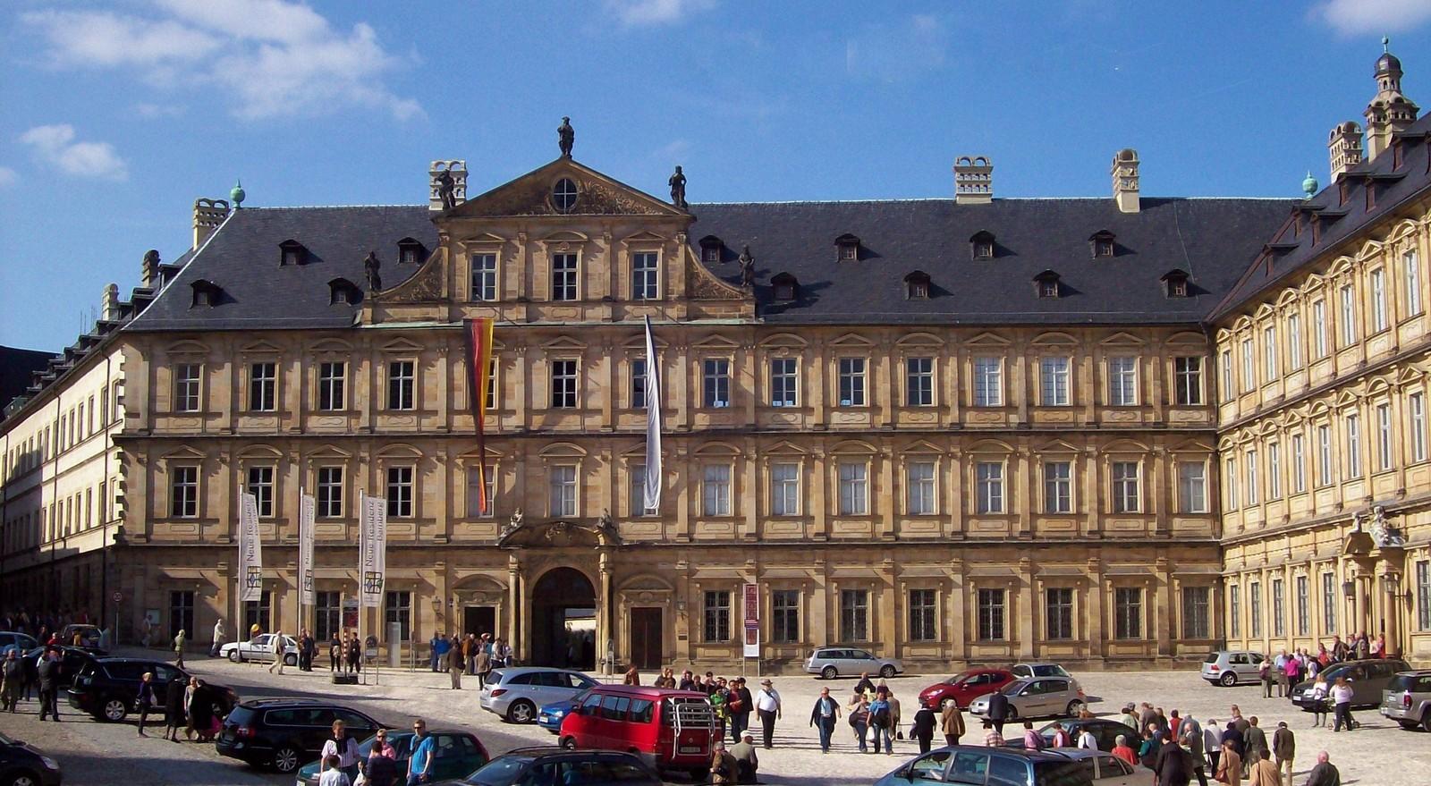 Neue Residenz - Bamberg
