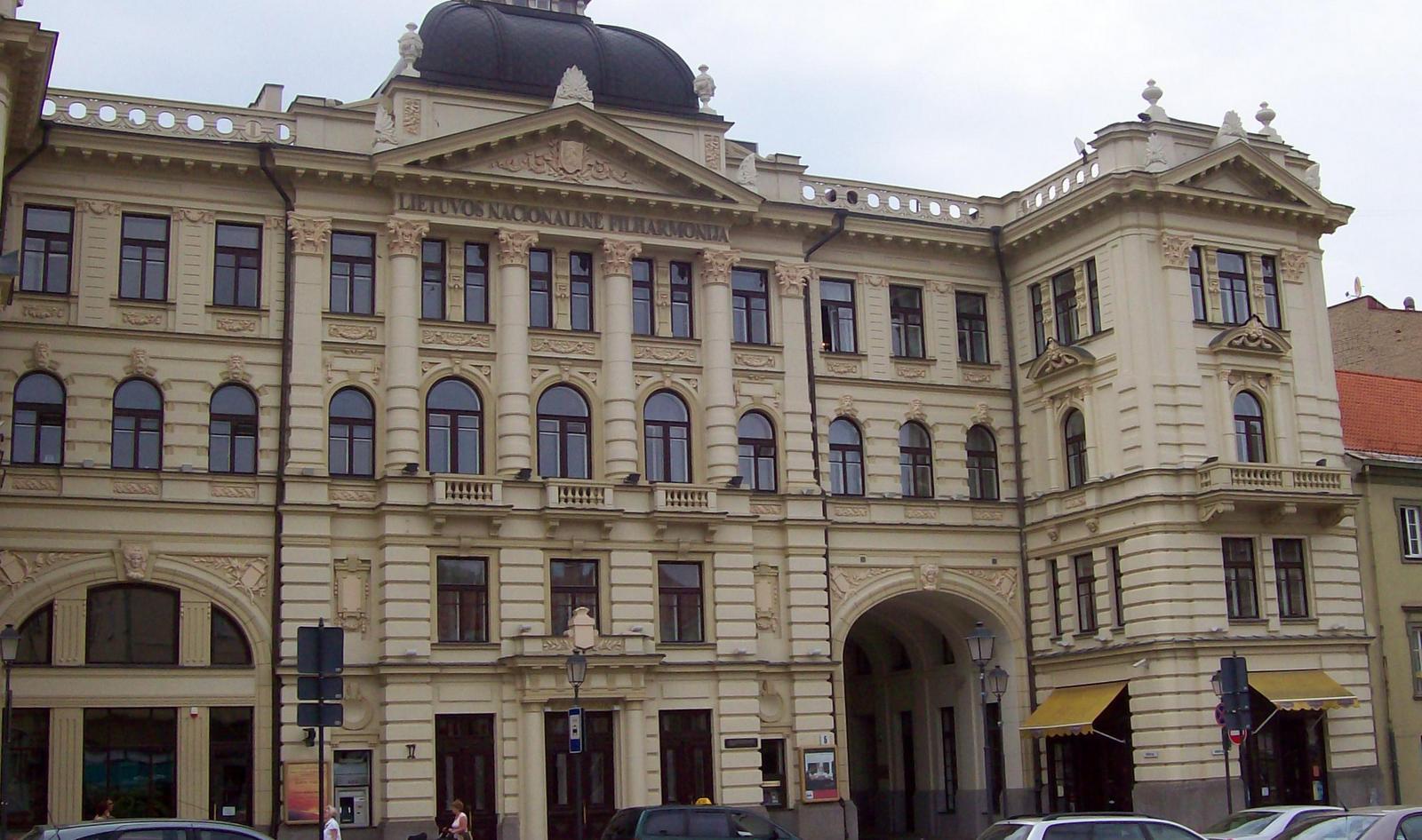 Philharmonie Vilnius - Litauen