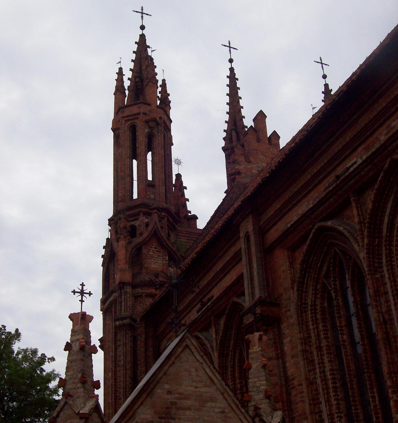 St. Anna Vilnius Litauen