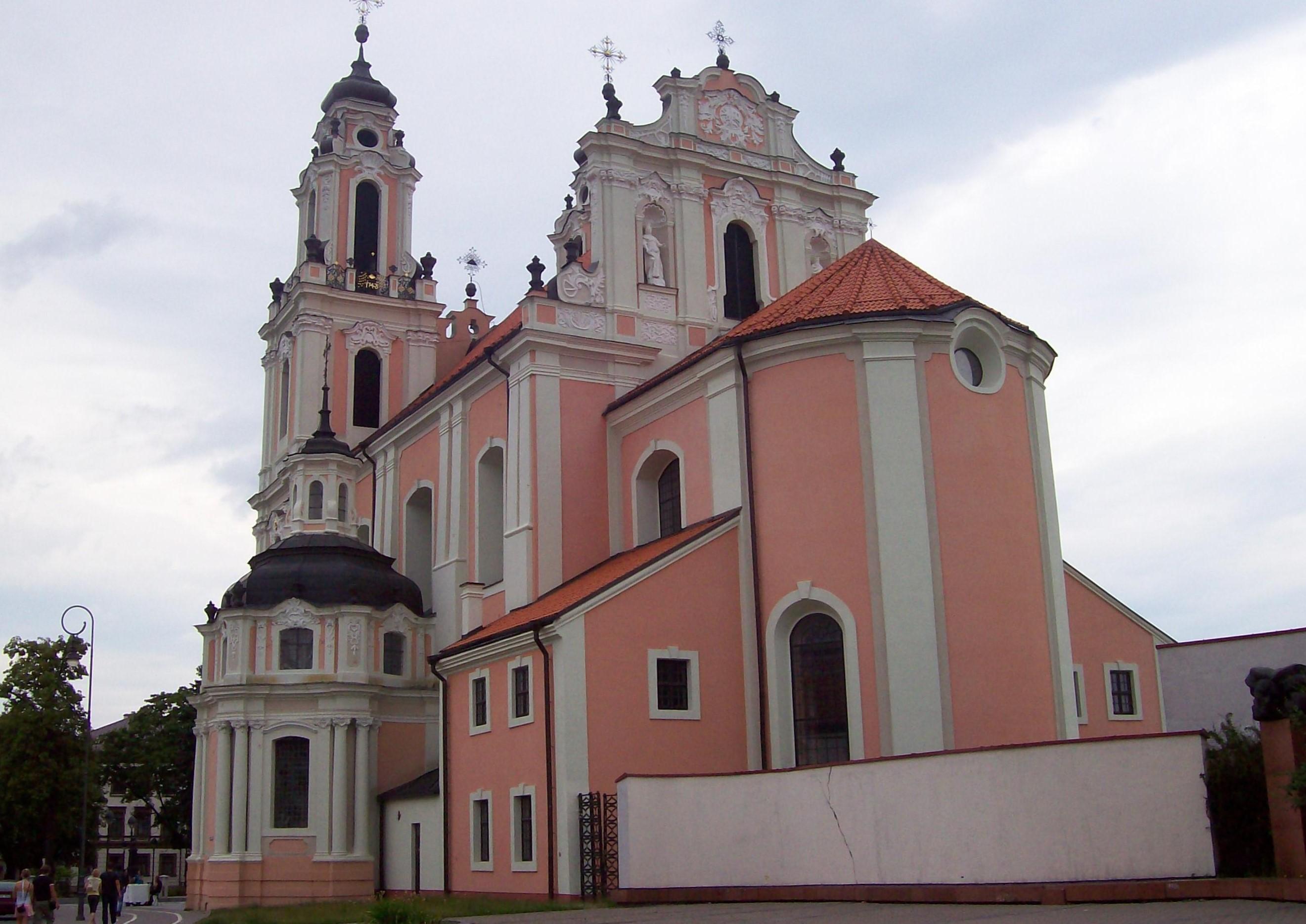 Santa Katharina - Vilnius - Litauen