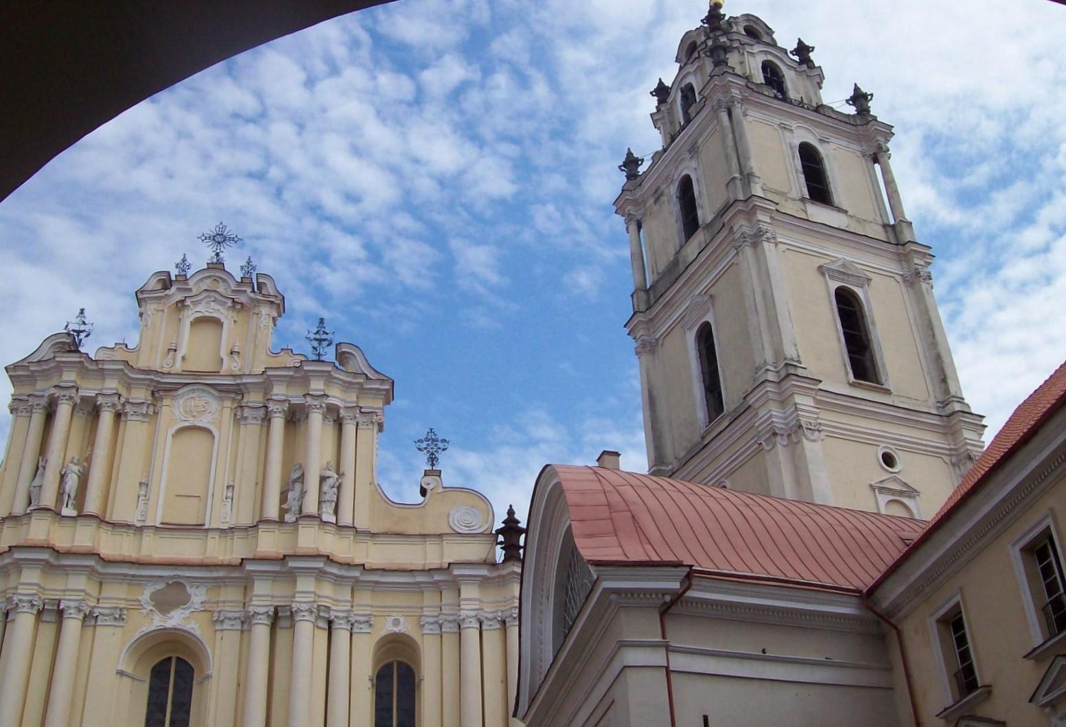 St. Johannis in Vilnius / Litauen