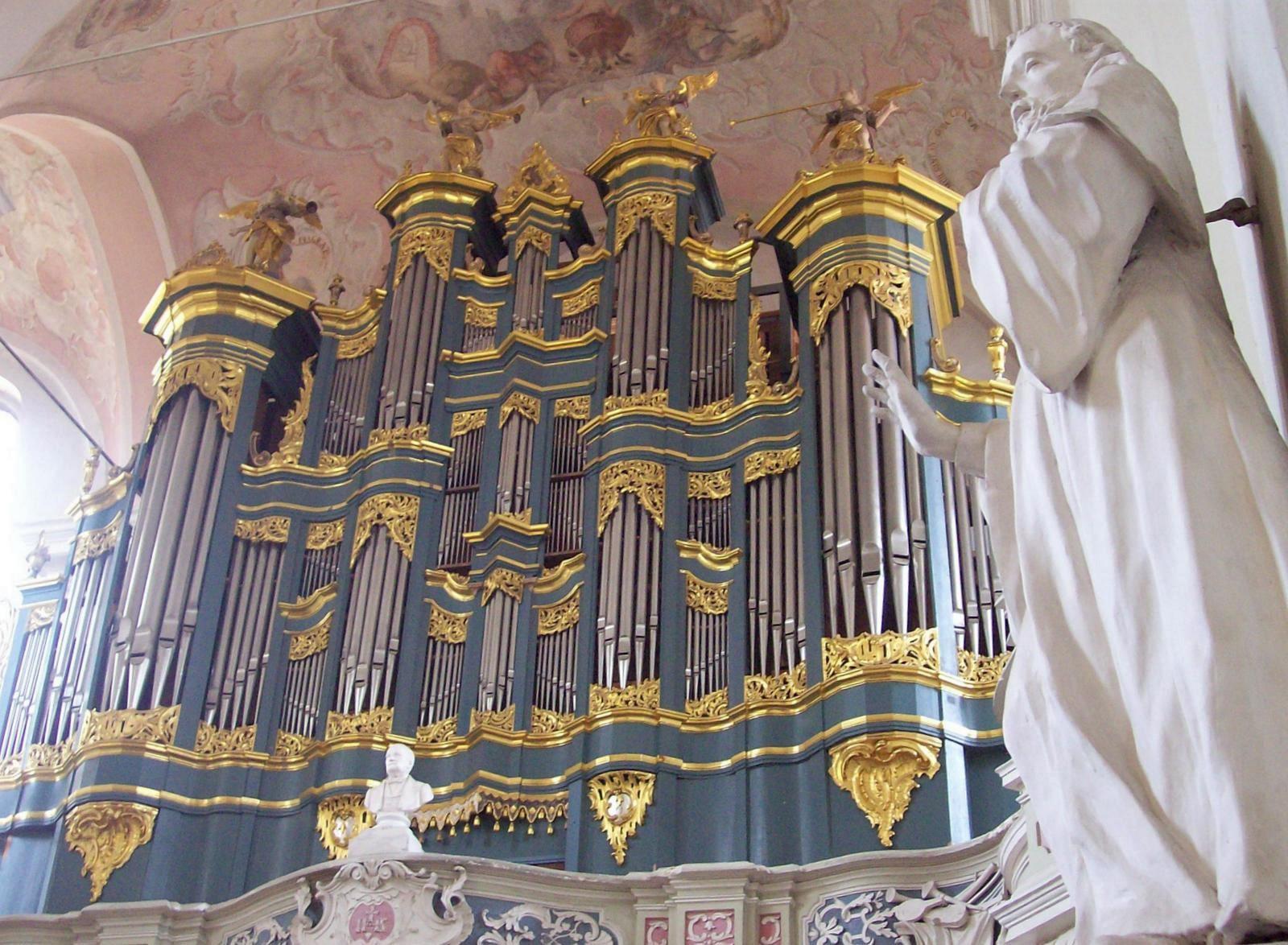 Orgel von St. Johannis - Vilnius - Litauen