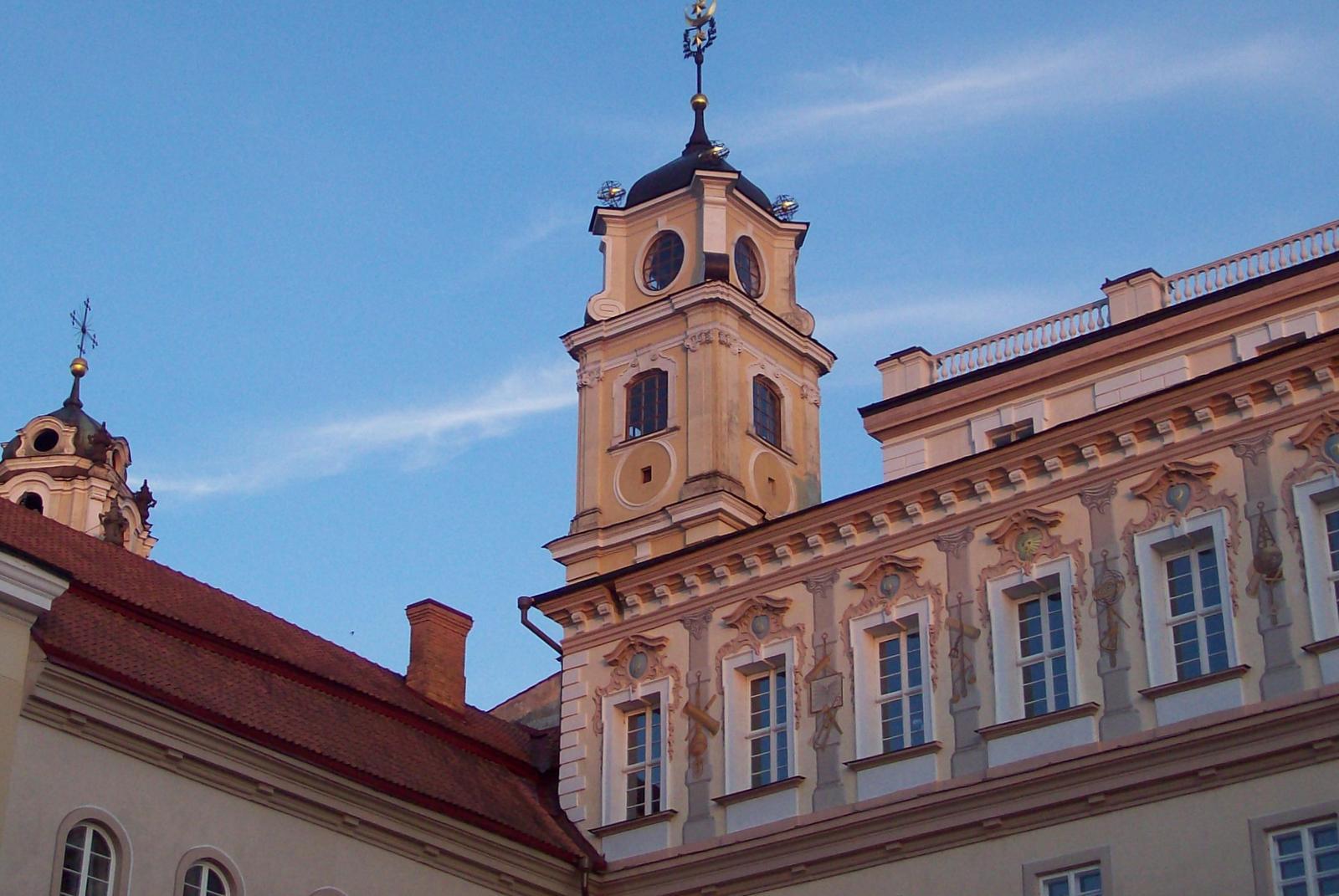 Universität von Vilnius - Litauen