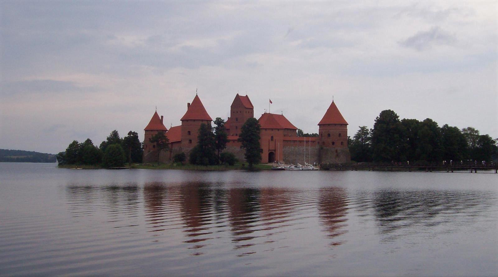 Burg Trakai - Litauen