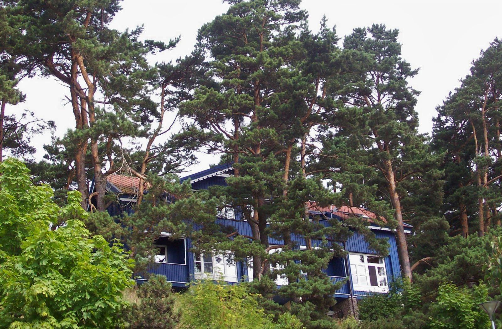 Haus in Nidden