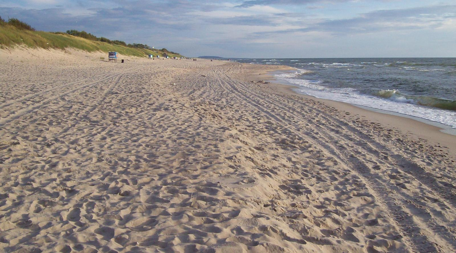 Ostsee bei Nidden