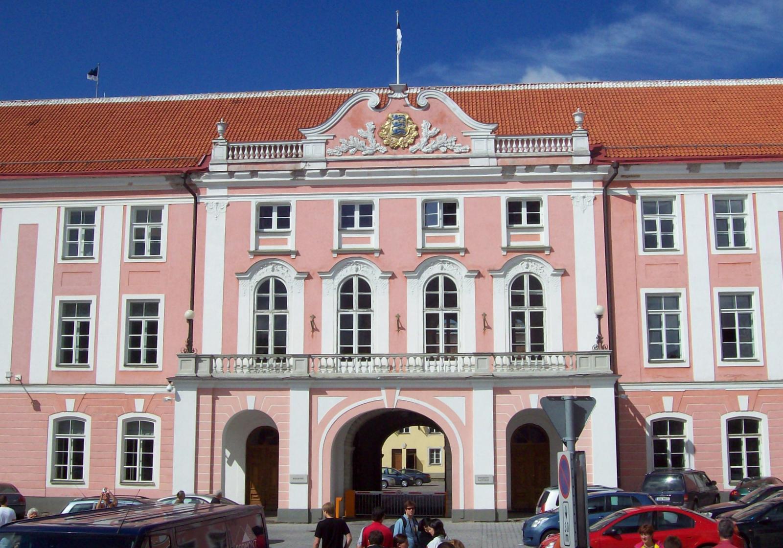 Schloss Tallinn