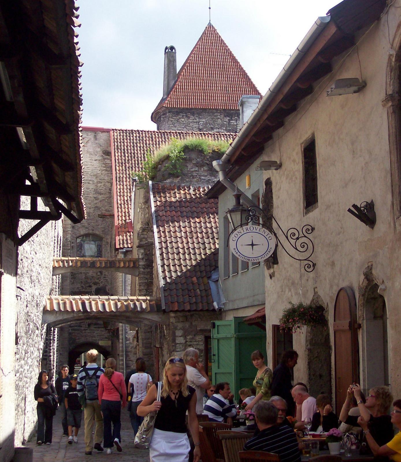 Katharinengasse in Tallinn