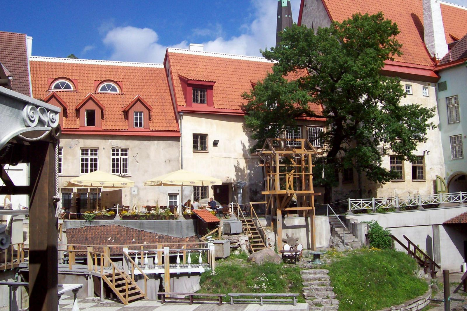 Stadttheater Tallinn