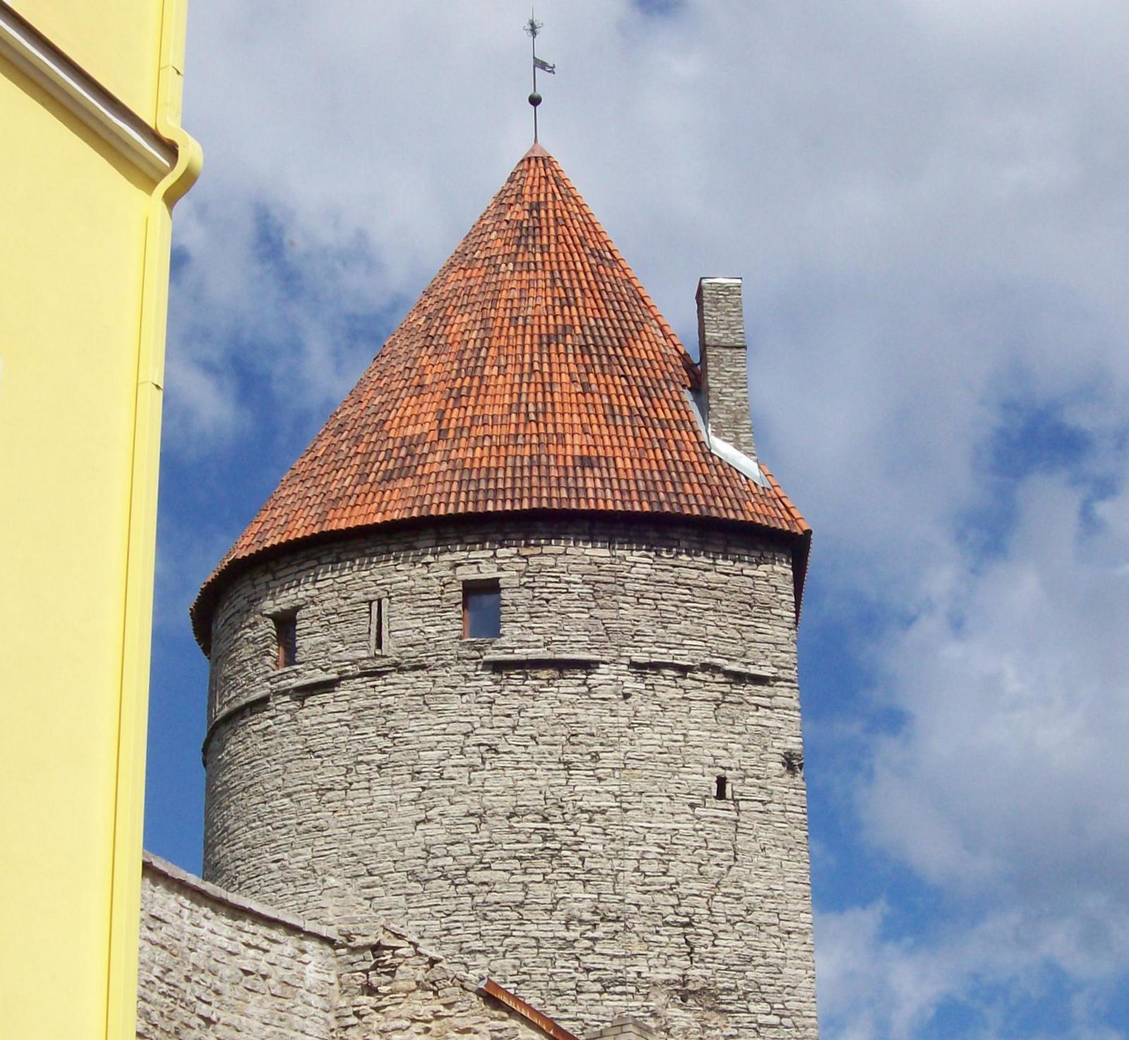 Stadtmauer von Reval