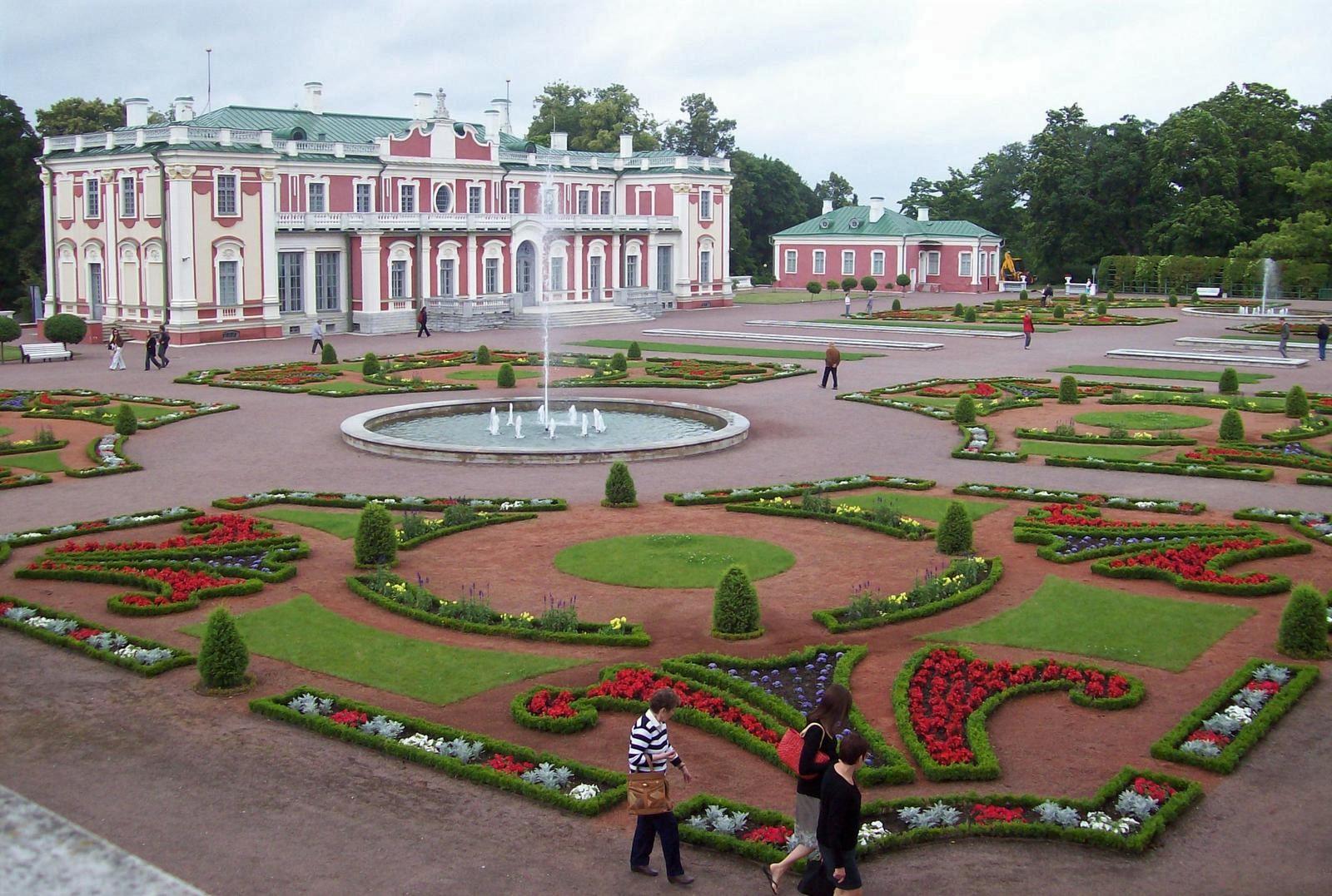 Park und Schloss Katharinental