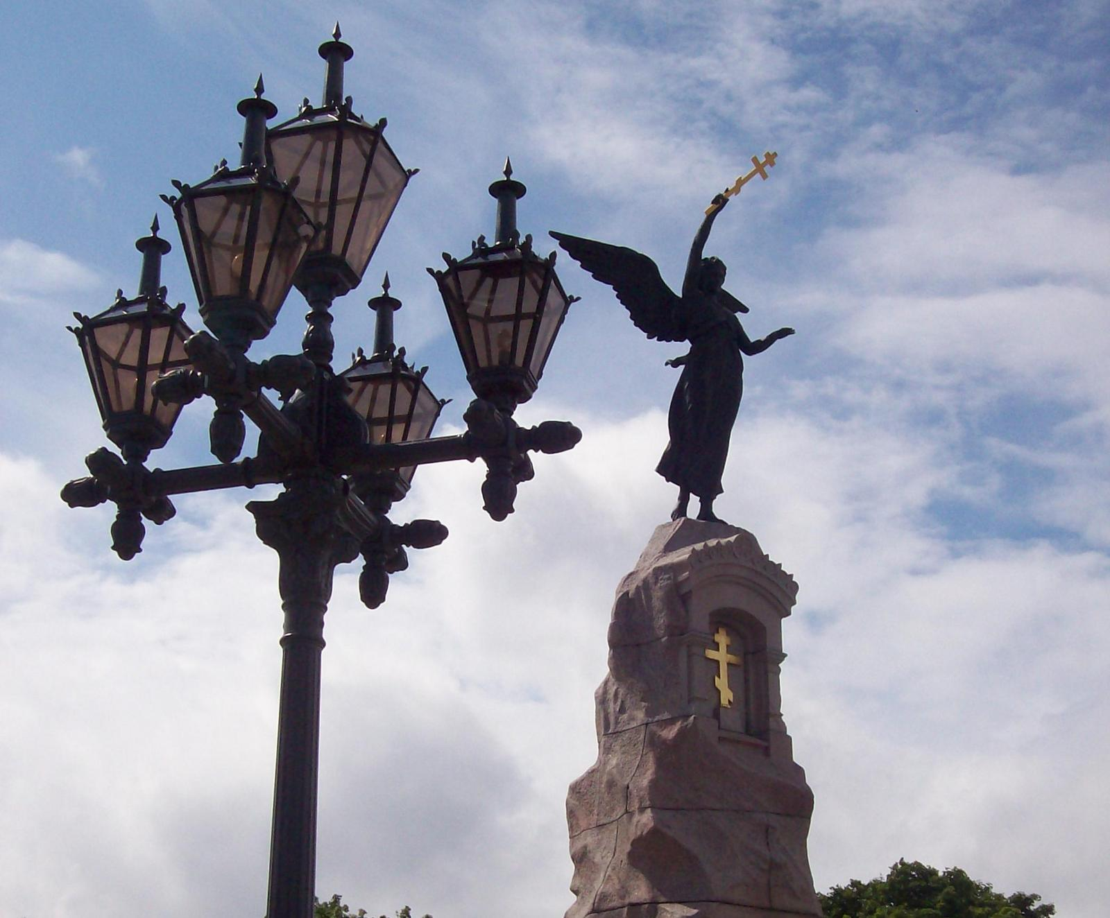 Russalka-Monument Tallinn