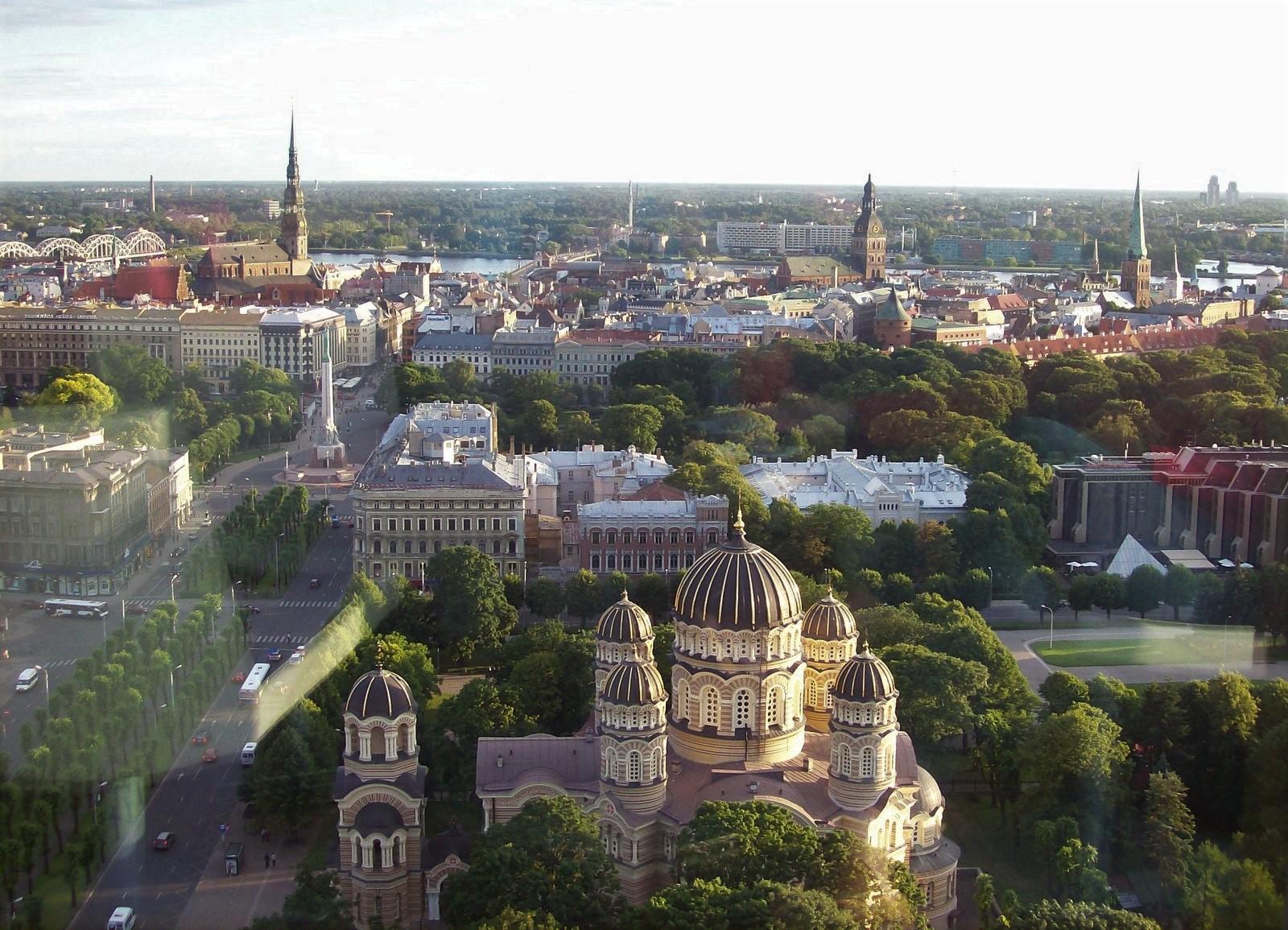 Christi-Geburt-Kathedrale Riga