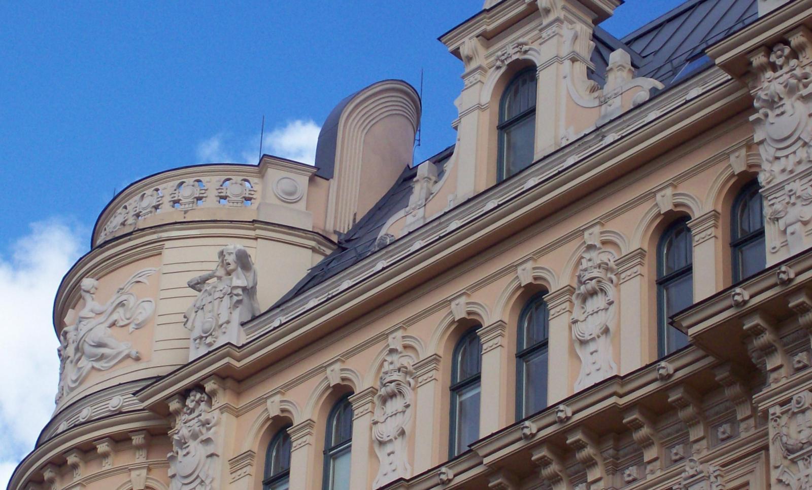 Alberta Iela 11, Riga