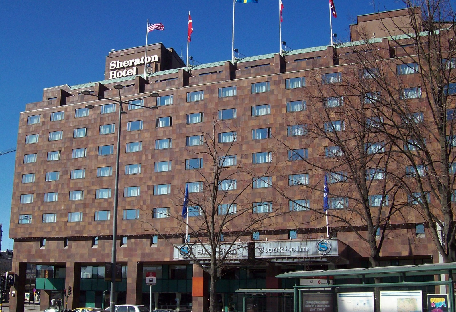 Sheraton Hotel Stockholm
