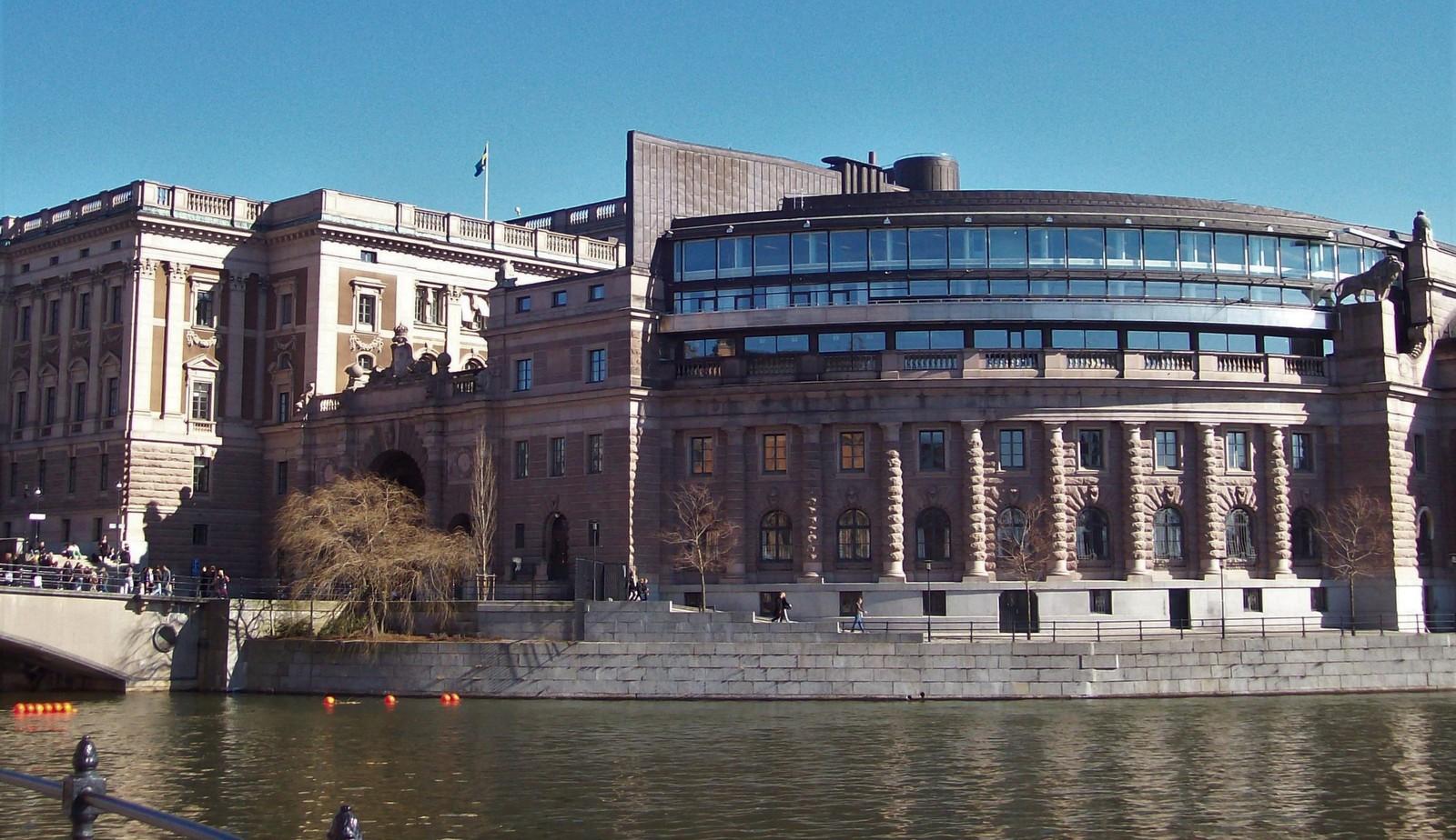 Reichtagsgebäude Stockholm
