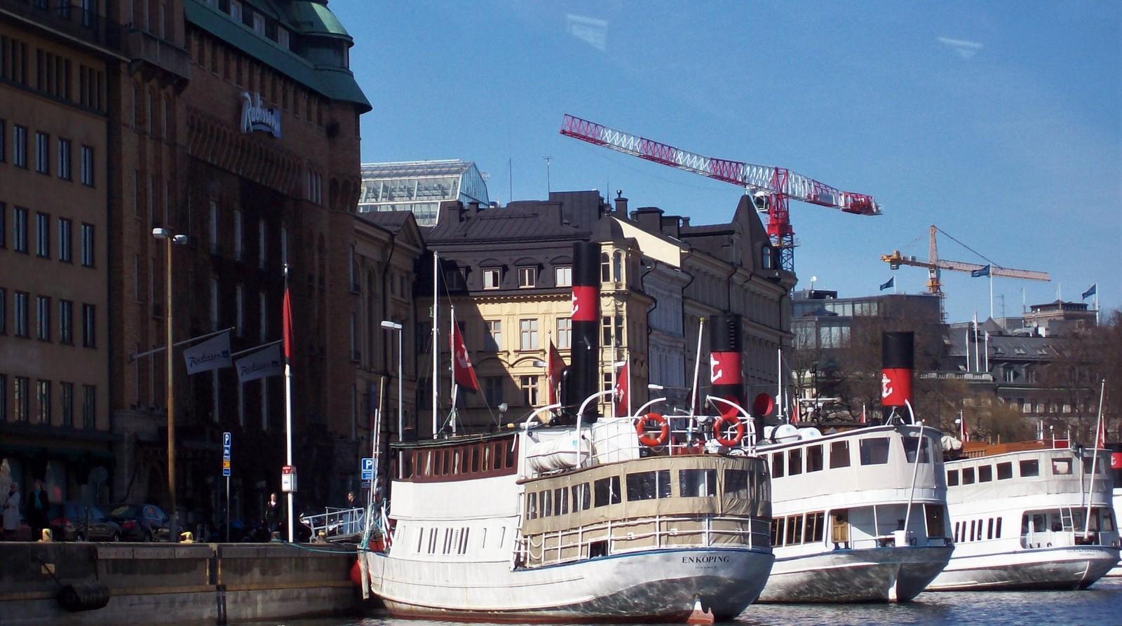Nybrokajen Stockholm
