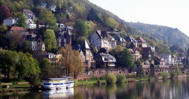 Die Kurpfalz – Heidelberg und Mannheim