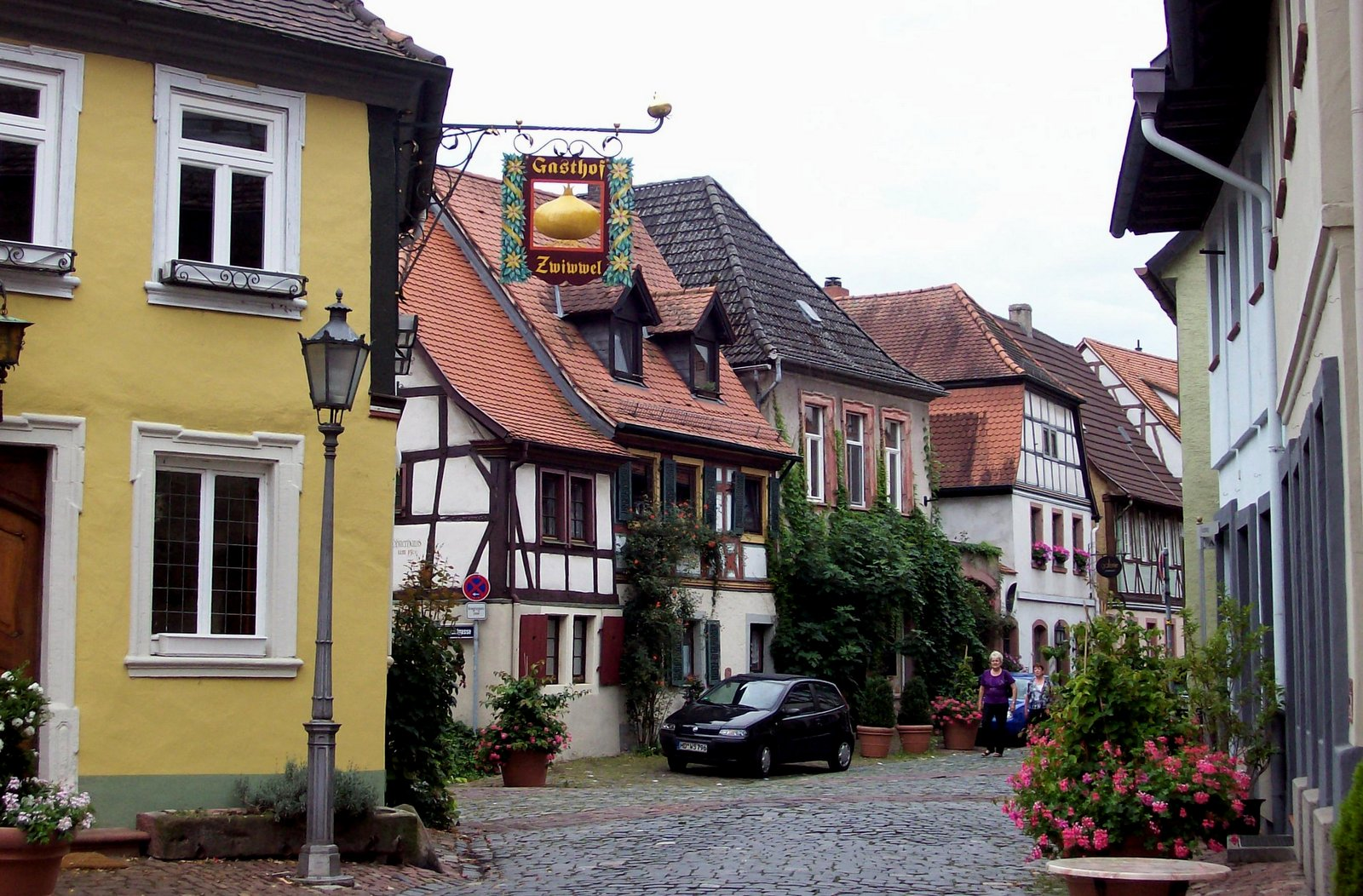 Ladenburg am Neckar