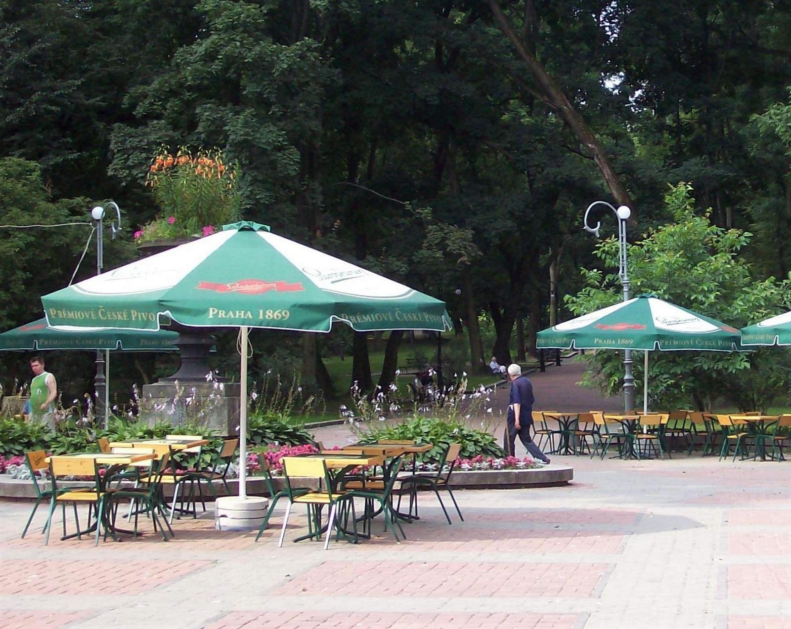 Iwan-Franko-Park Lemberg