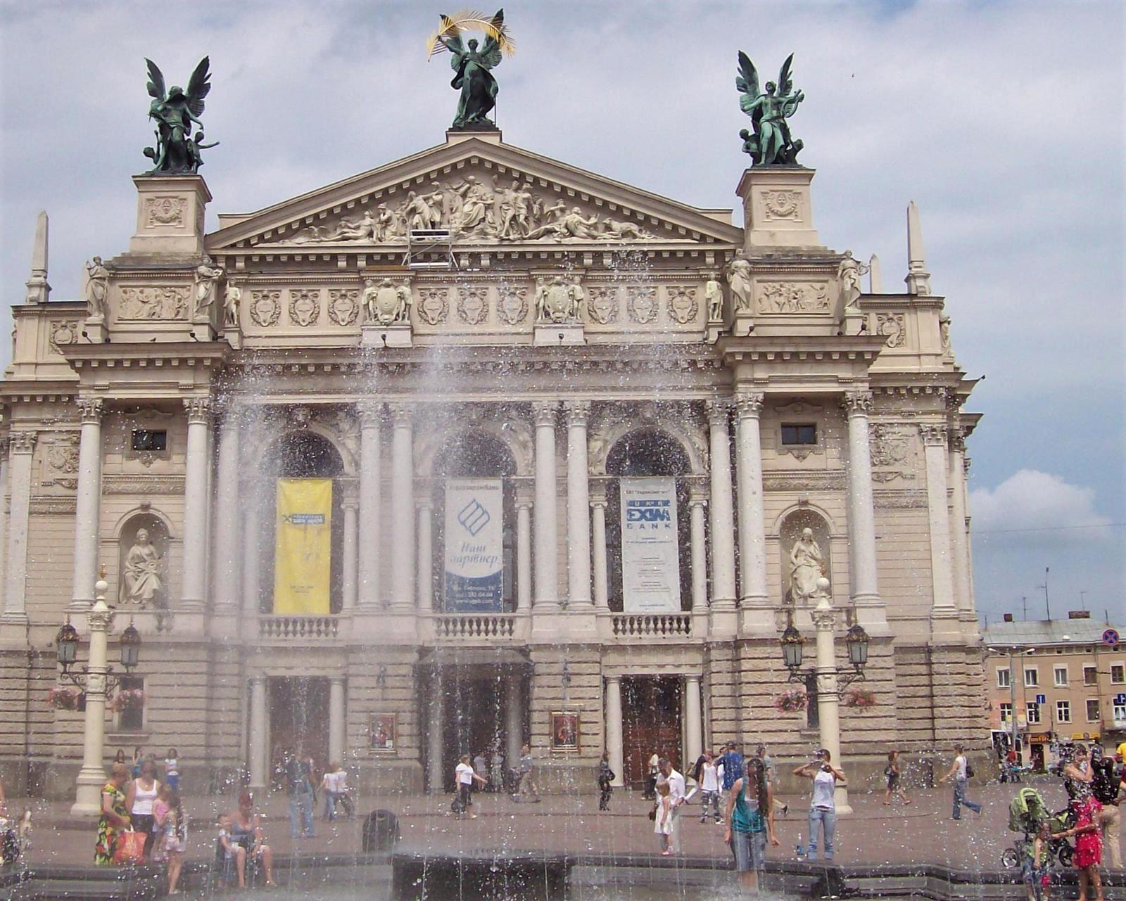 Opern- und Baletthaus Lemberg