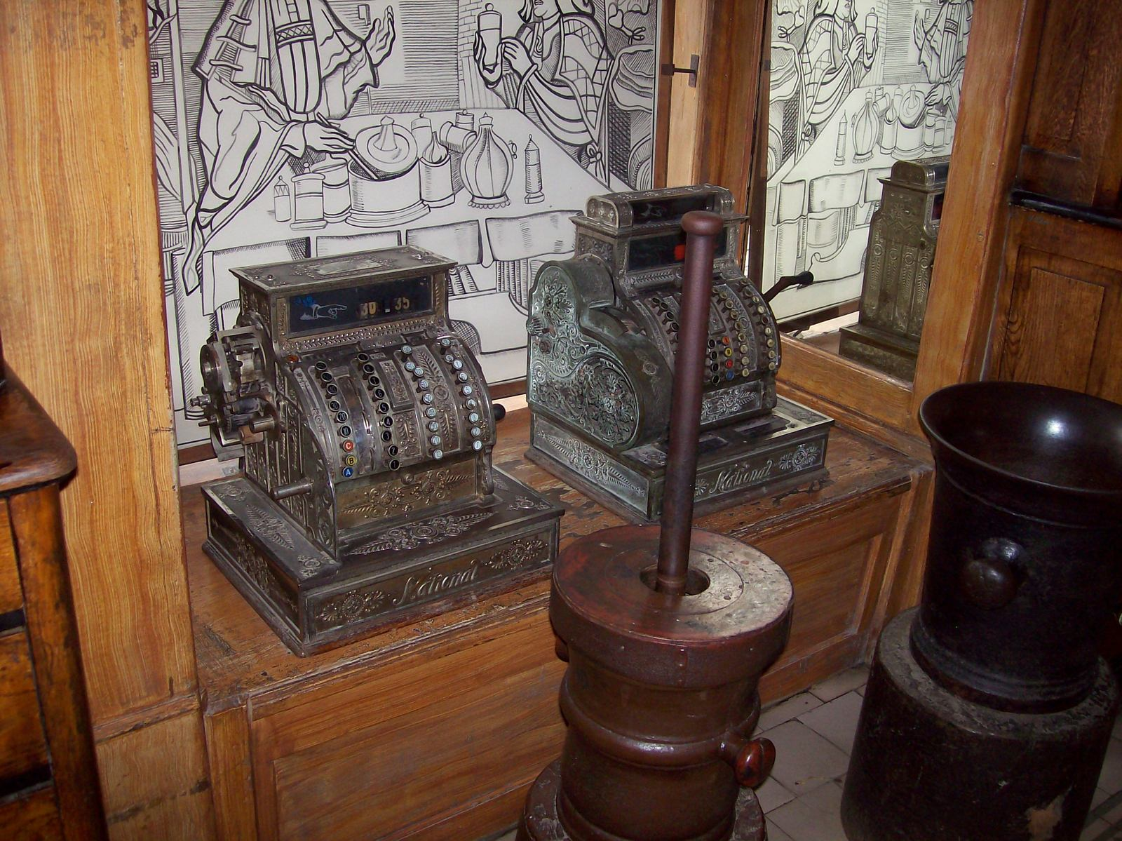 Apothekenmuseum Lemberg