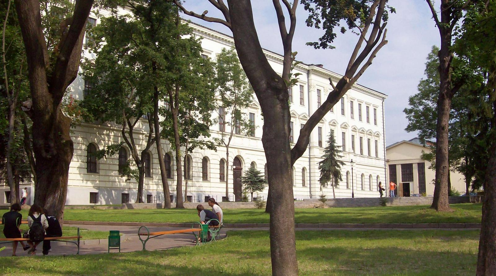 Technische Hochschule Lemberg