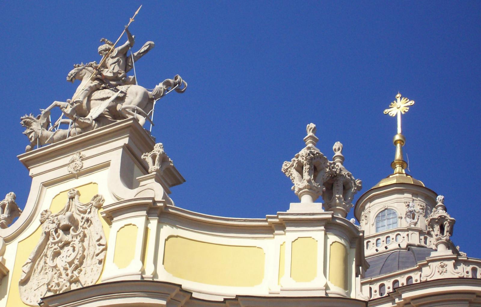 St. Georgs Kathedrale Lemberg