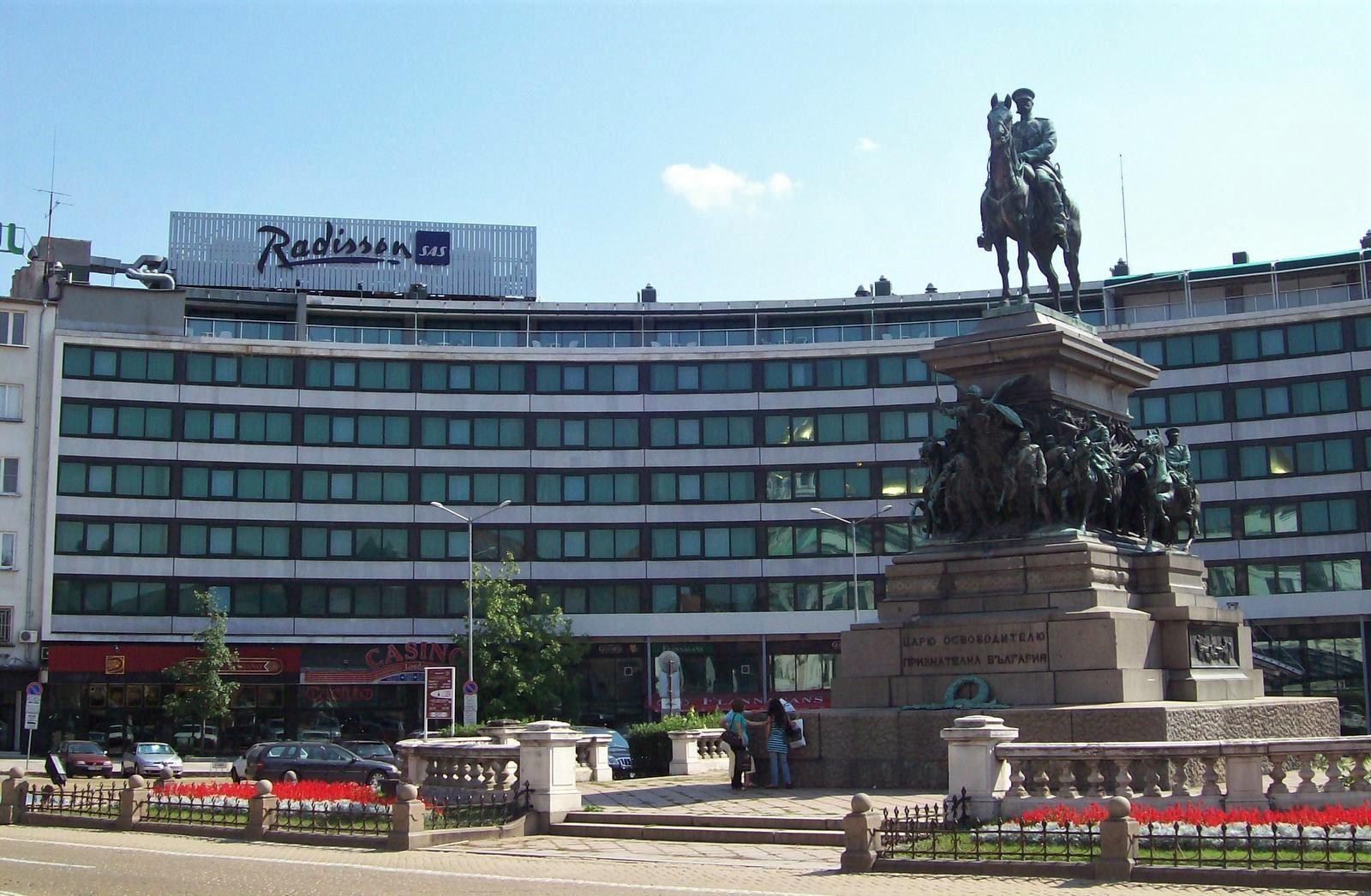Reiterstandbild von Zar Alexander II. von Russland - Sofia