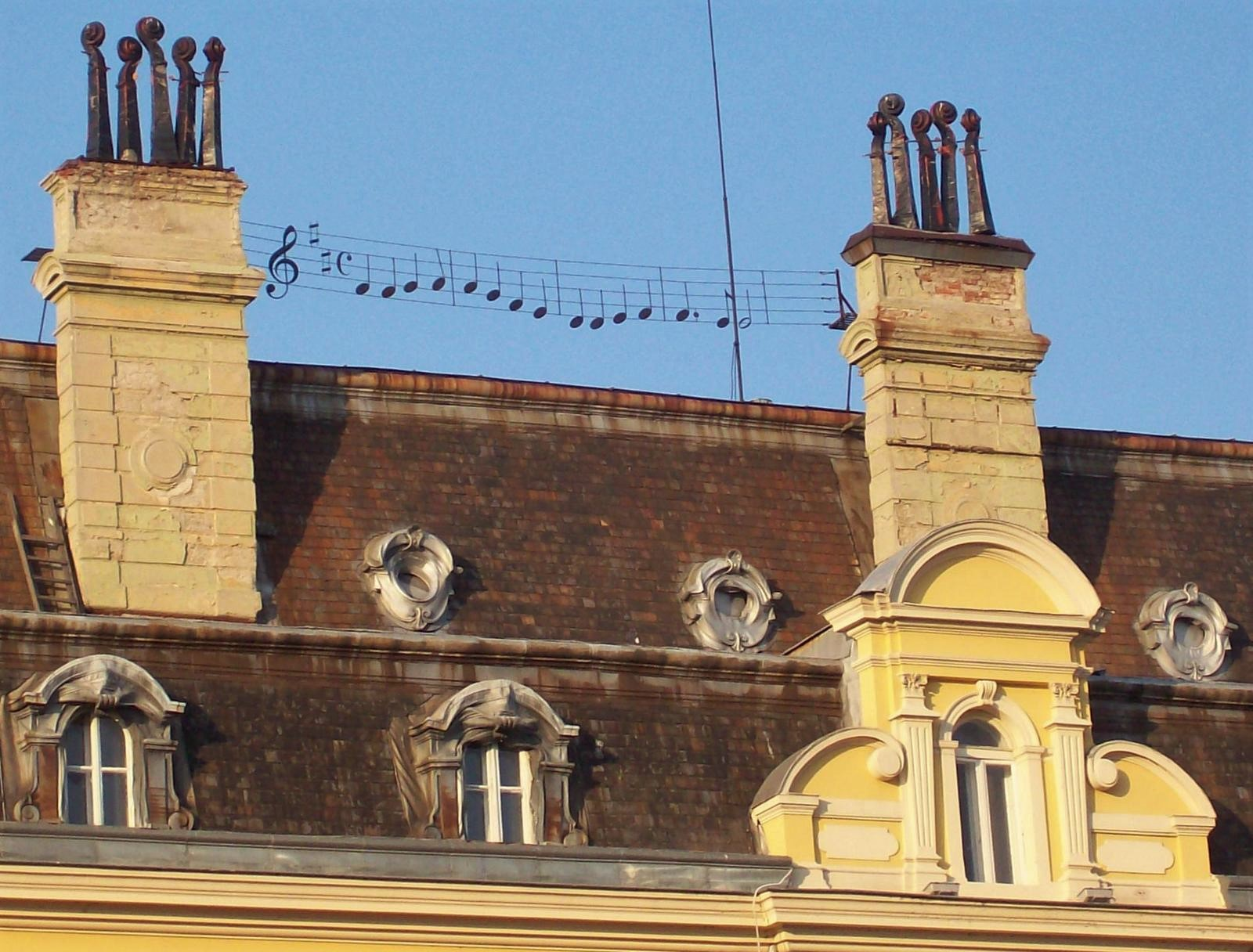 ehemaliger Zarenpalast in Sofia
