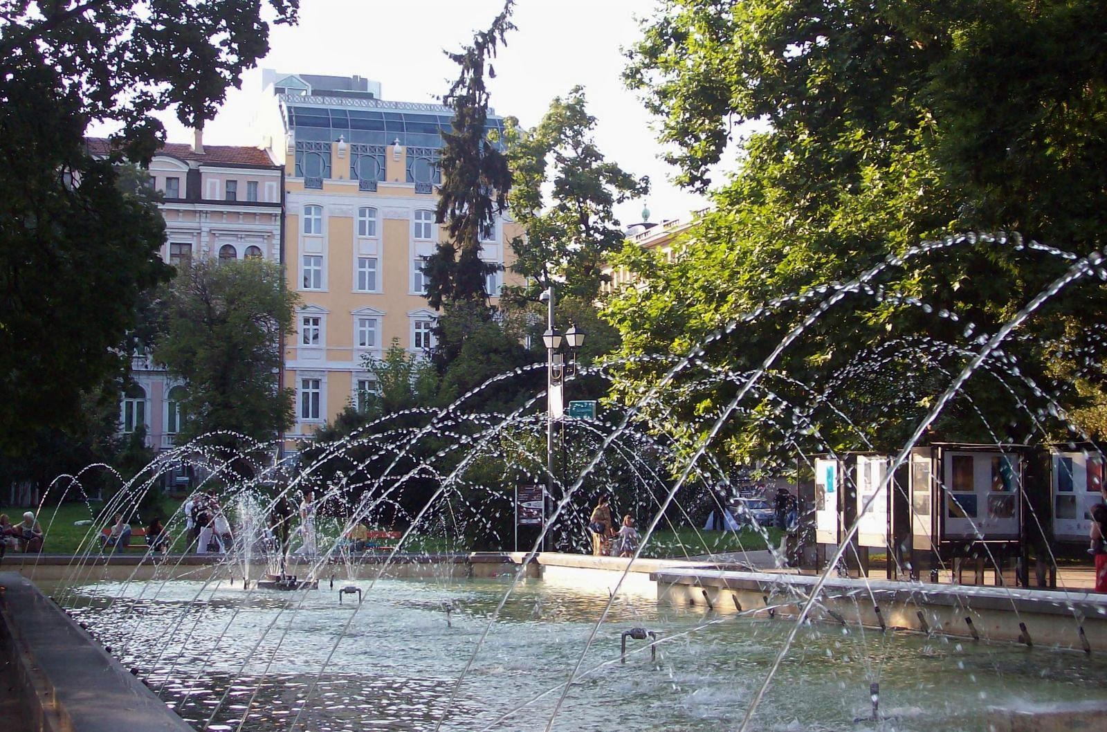 Stadtpark Sofia