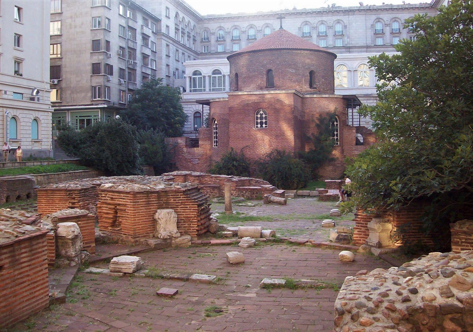 Rotunde des Heiligen Georg in Sofia