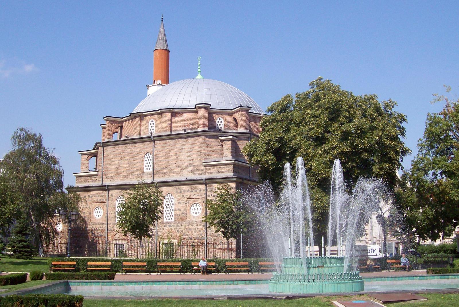 Banja Bashi Moschee in Sofia