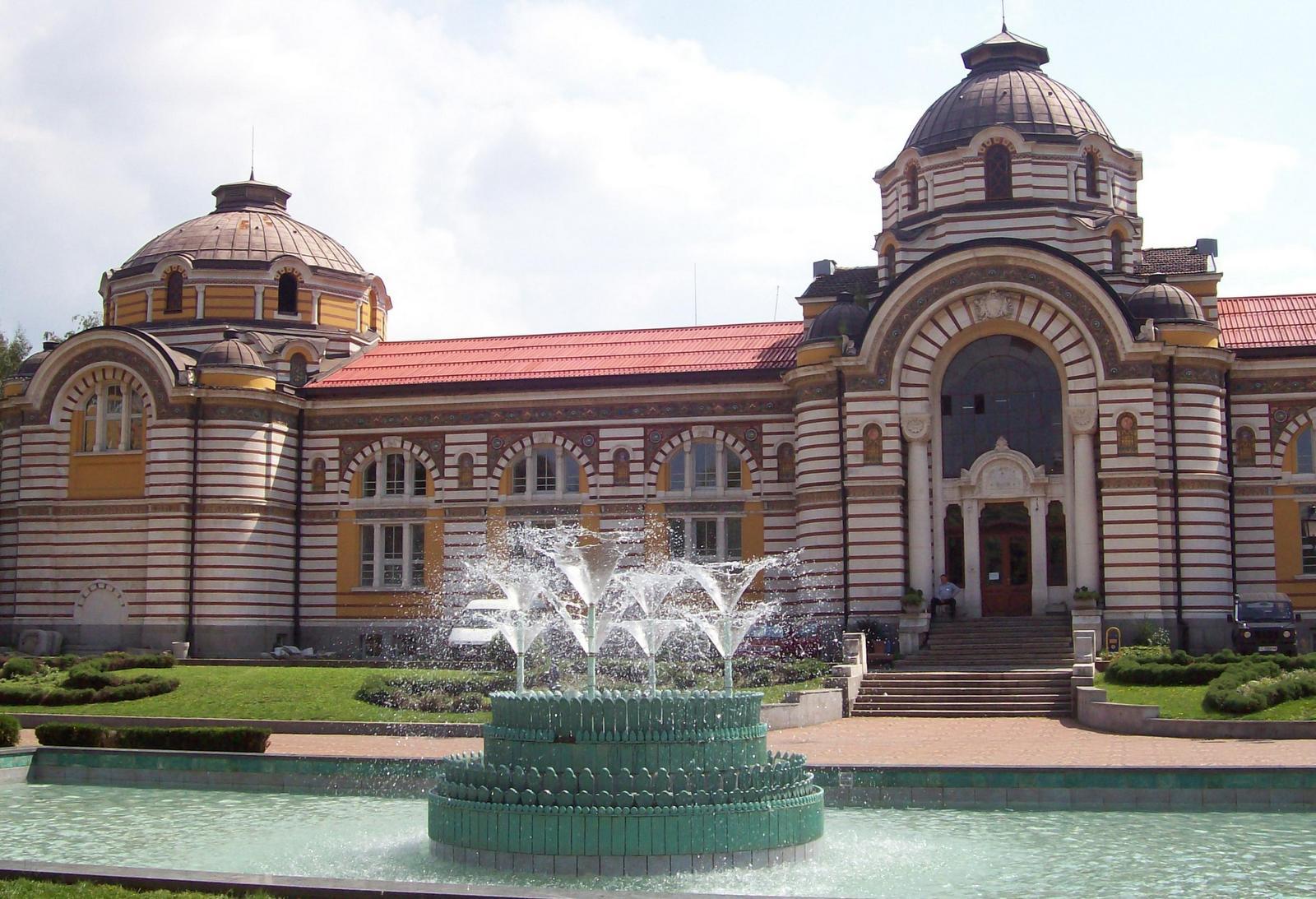 Mineral-Badehaus Sofia