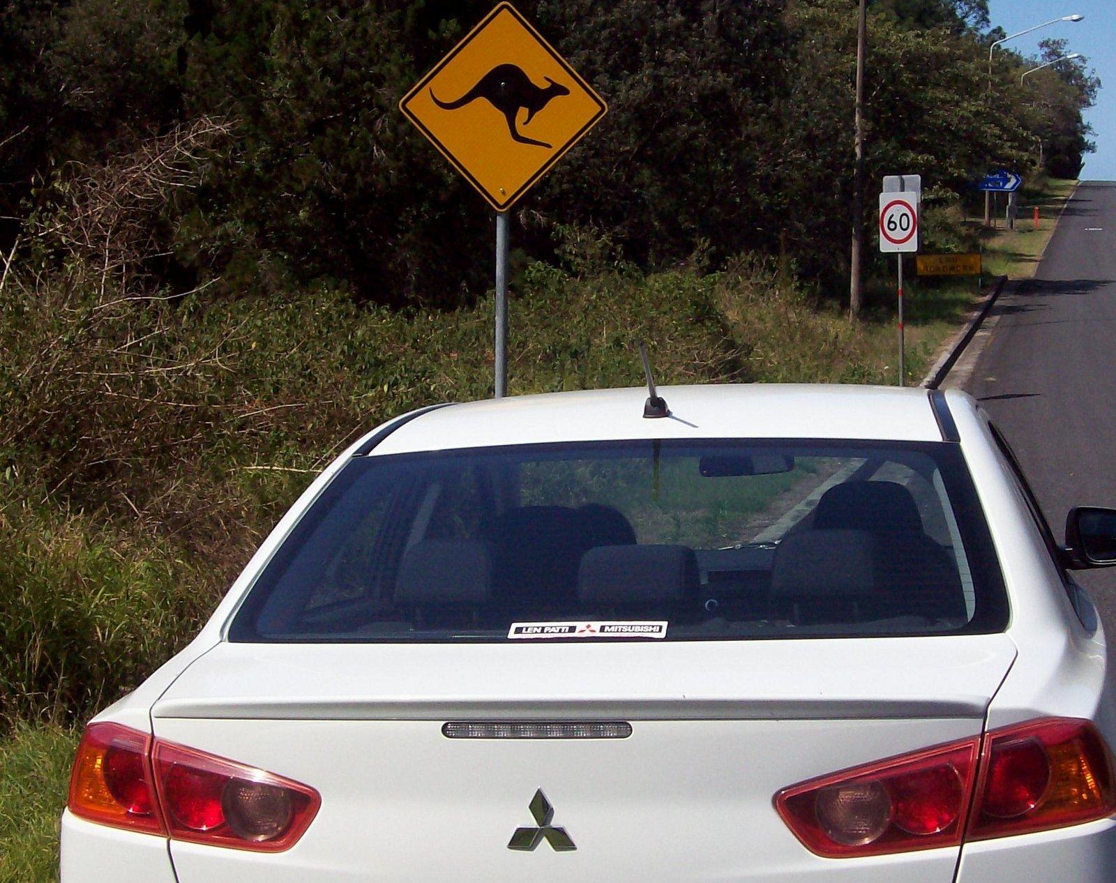 Bruce Highway in Queensland