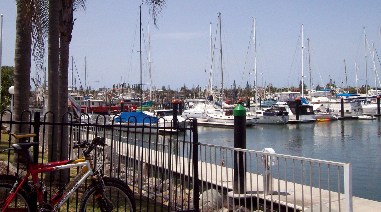 Hafen von Mooloolaba - Queensland