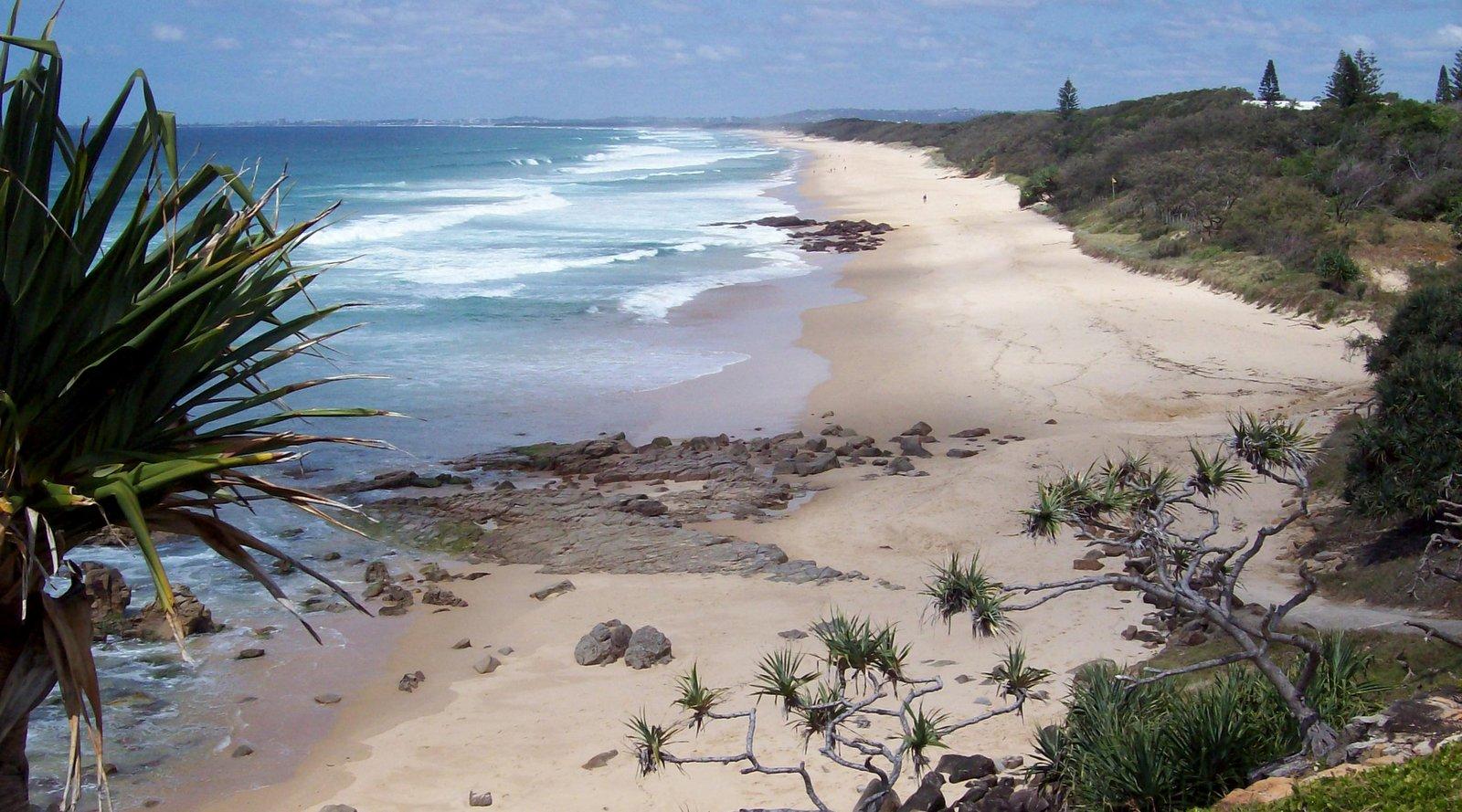 Marcoola Beach Queensland
