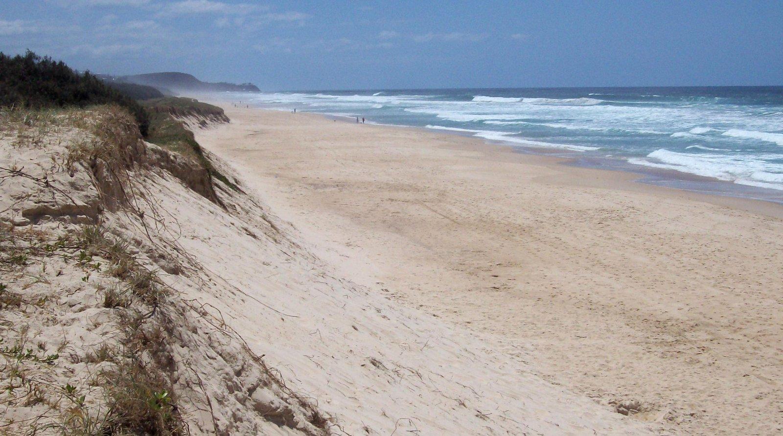 Column Beach Queensland