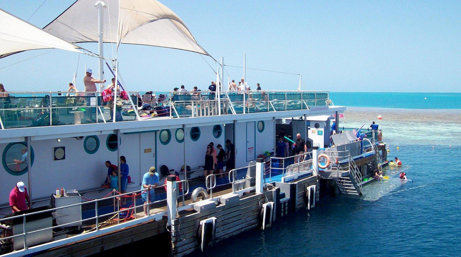 Reefworld - Great Barrier Reef