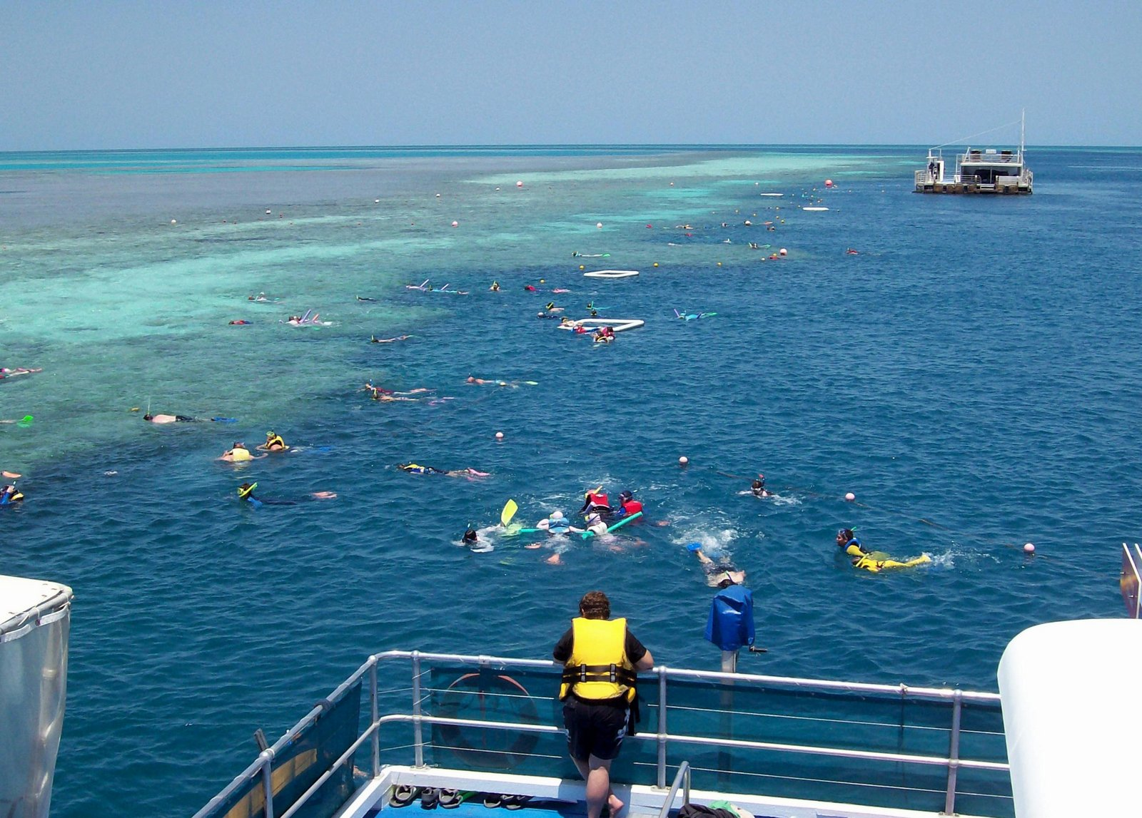 Outer Great Barrier Reef - Reefworld